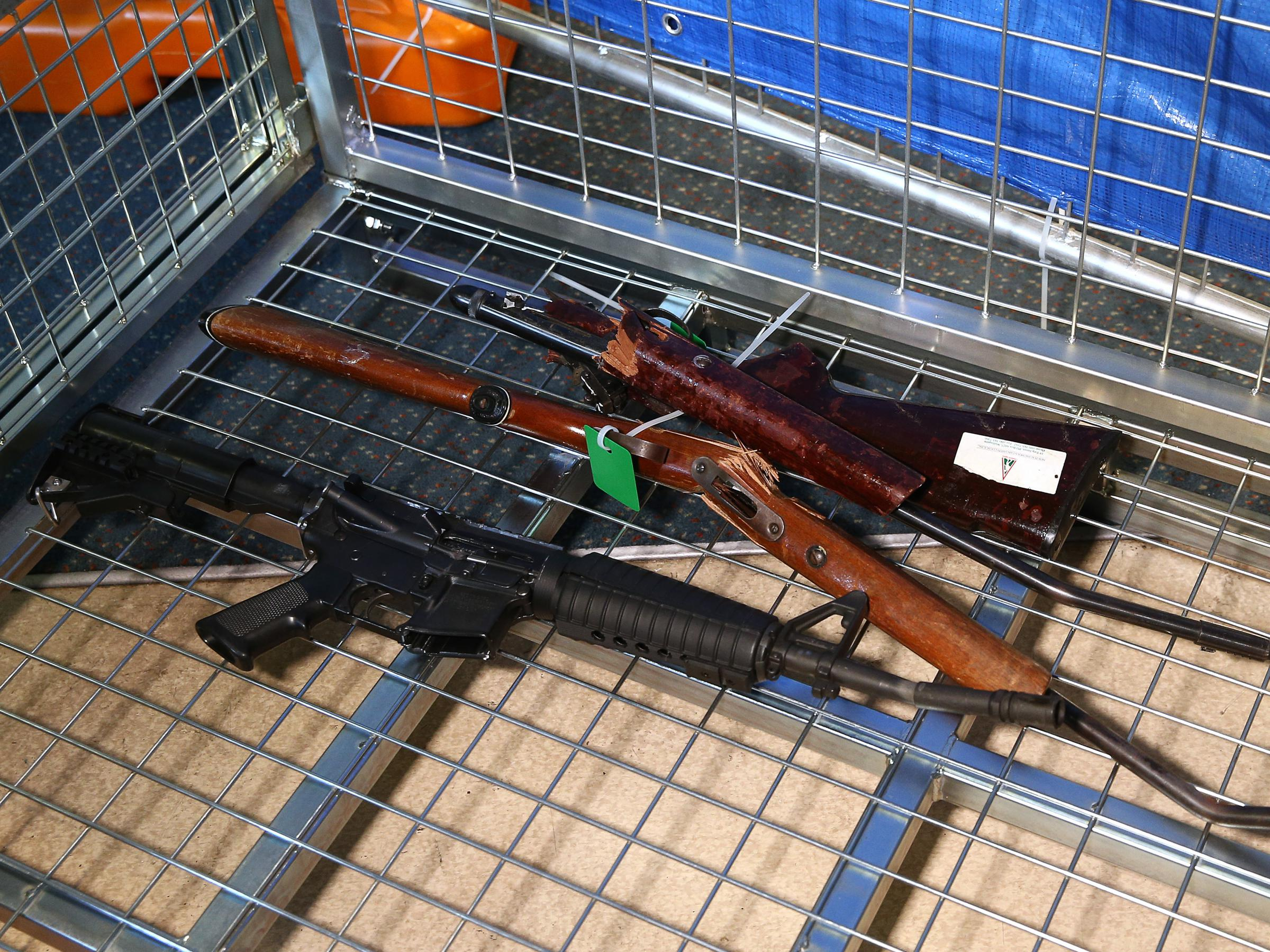 Thousands Of Guns Turned Over To New Zealand Police In Buyback
