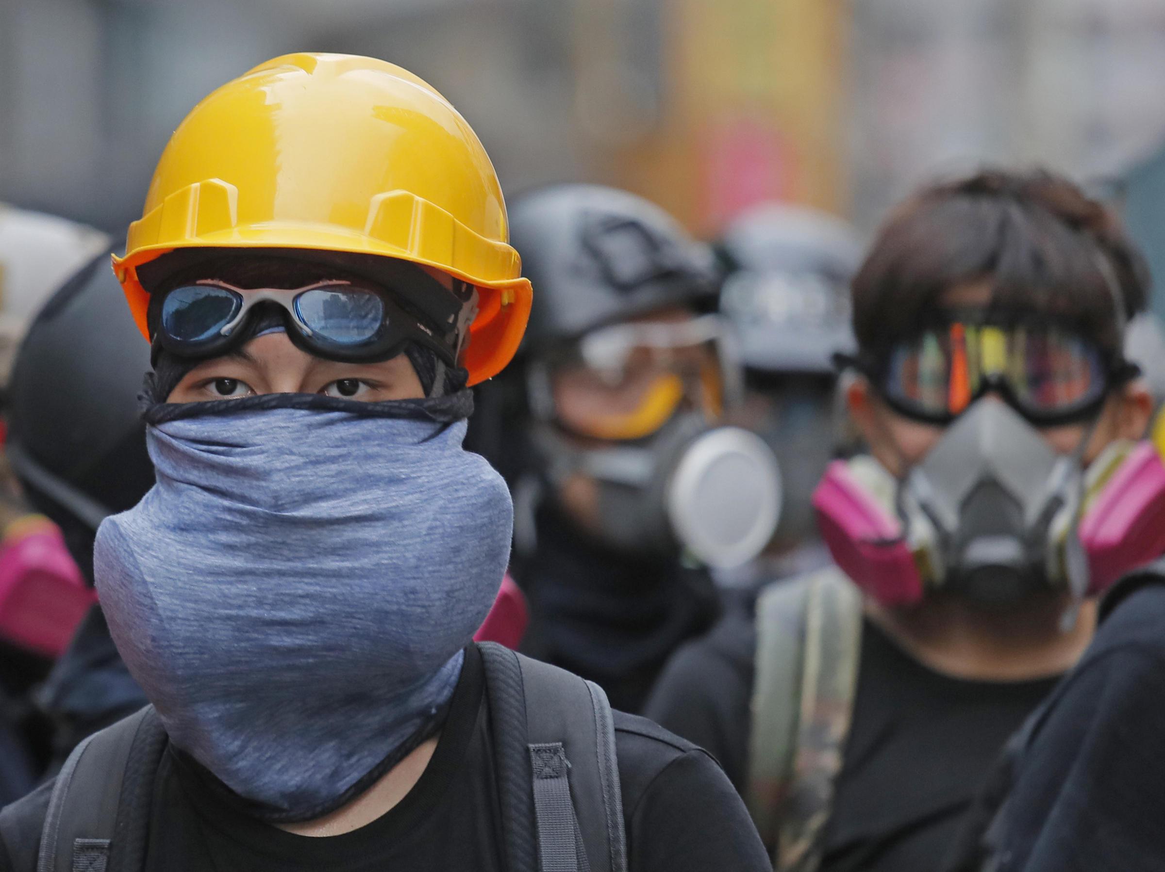 As Hong Kong Protests Continue, China's Response Is Increasingly