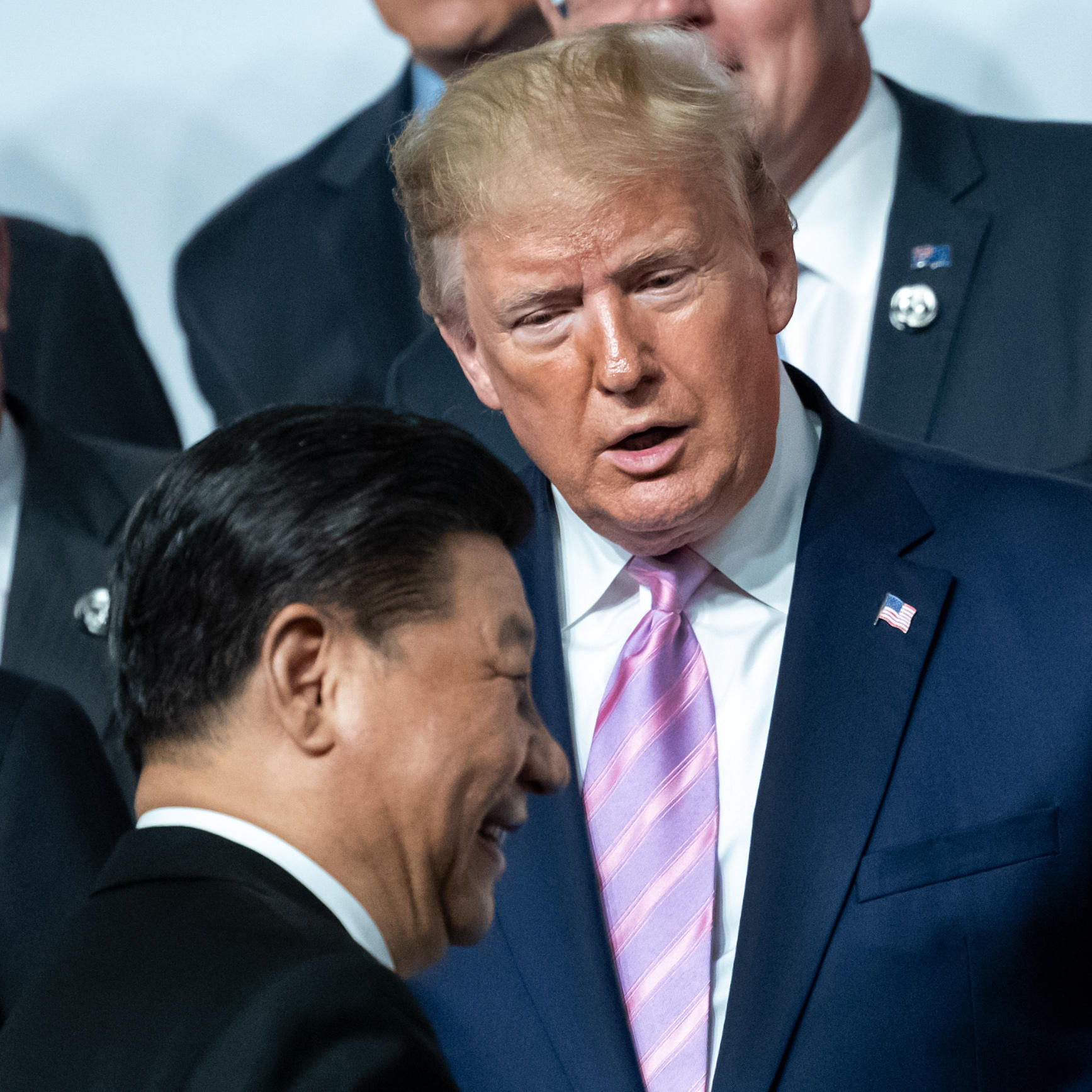 Trump Offers Meeting With China's Xi To Resolve 'Hong Kong Problem'