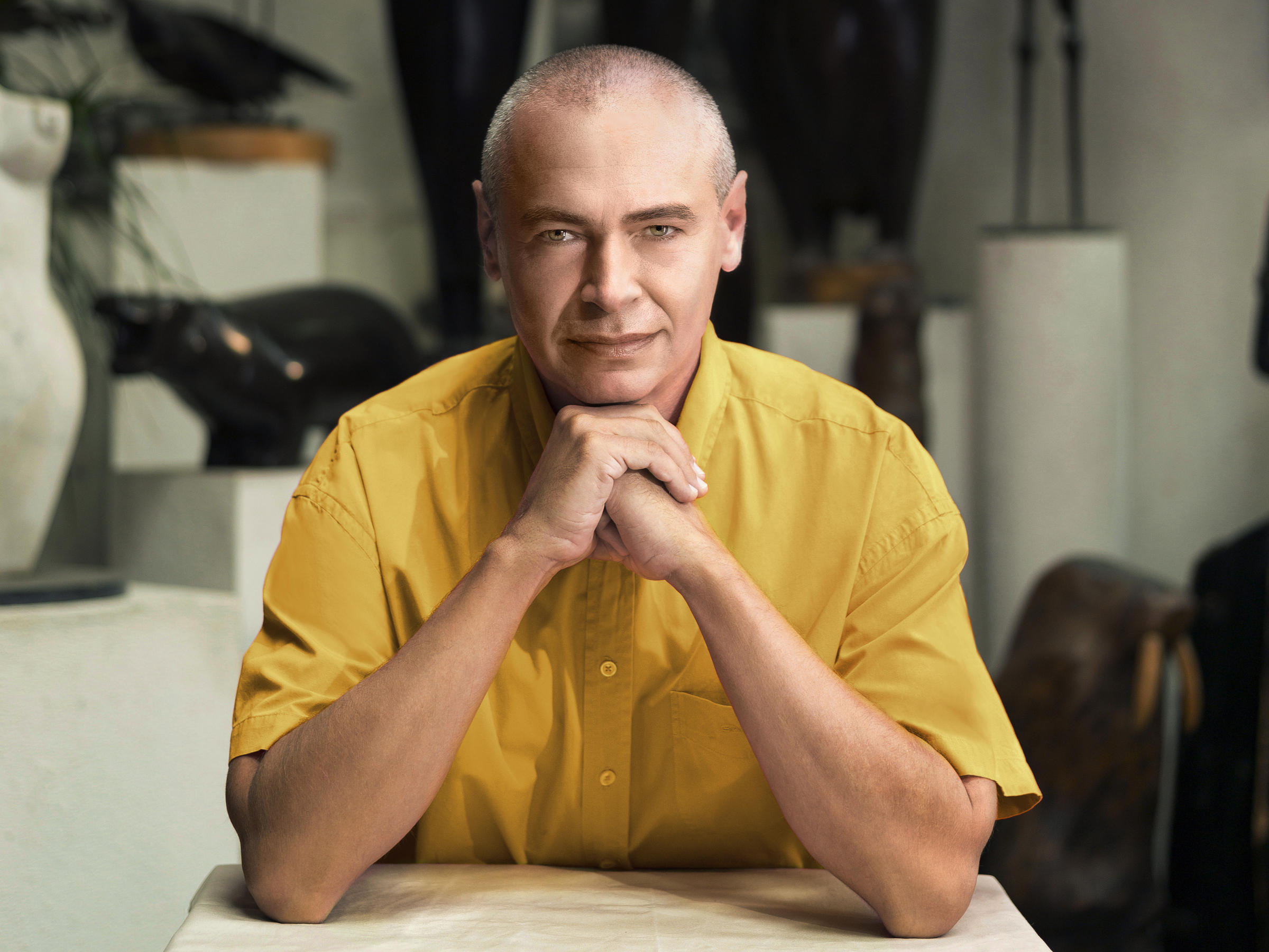 A Confrontation With Music: Ivo Pogorelich's First Album In 21 Years