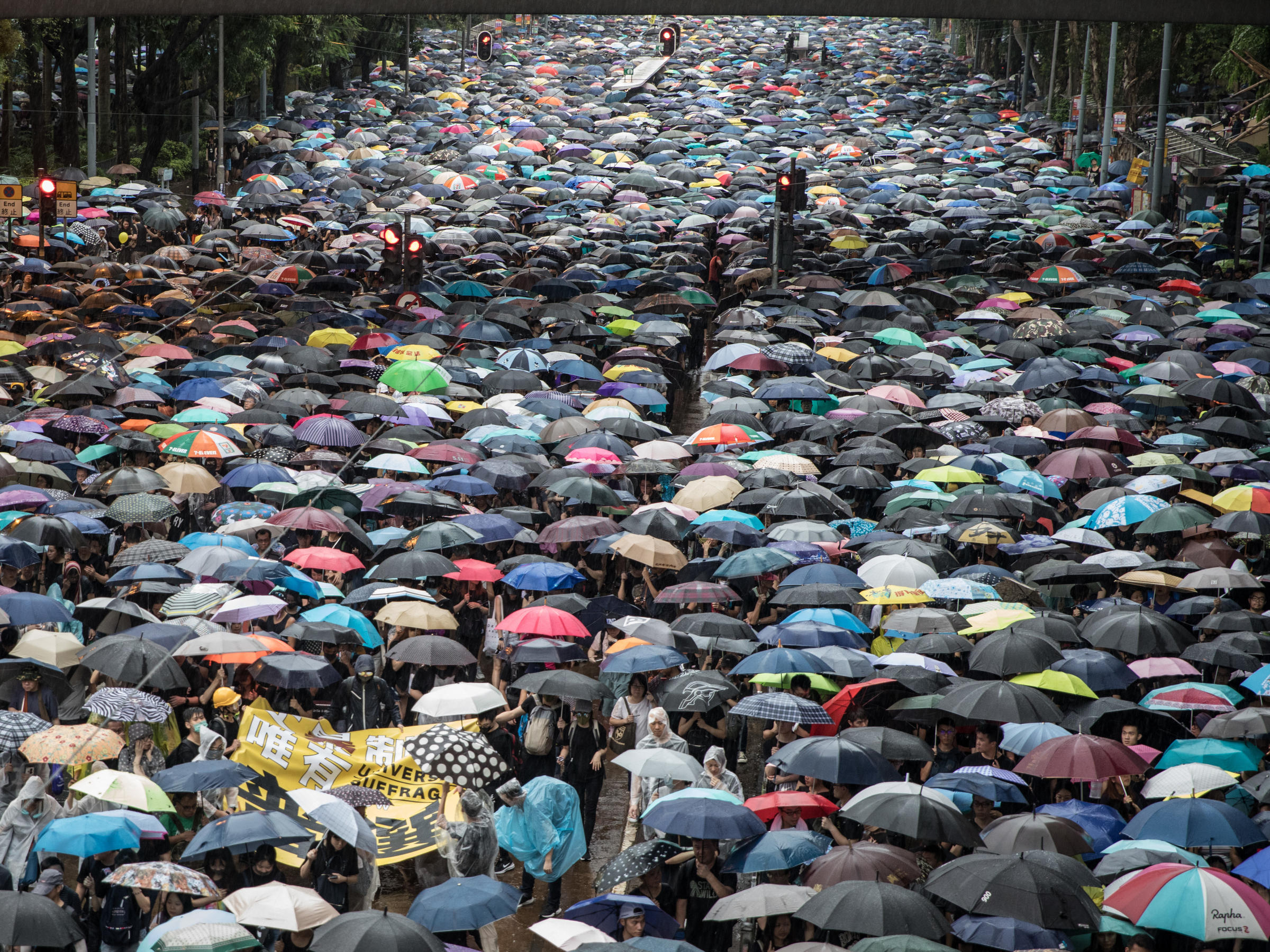 Its Not Just Demonstrators Saying >> A Guide To What S Happening In Hong Kong Public Radio Tulsa