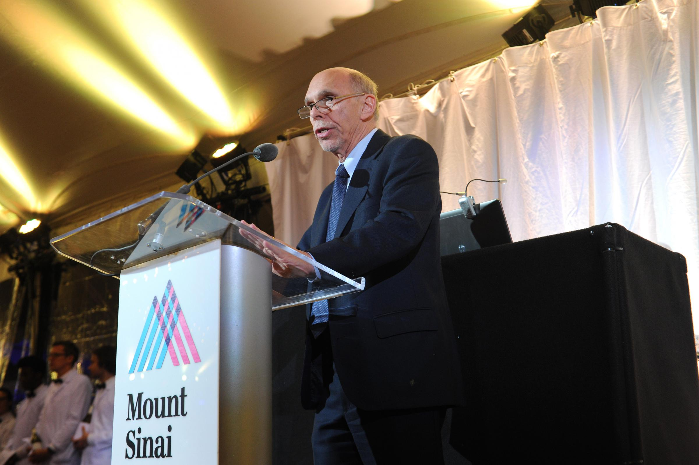 How Dr. Kenneth Davis Turned the Mount Sinai Health System Around