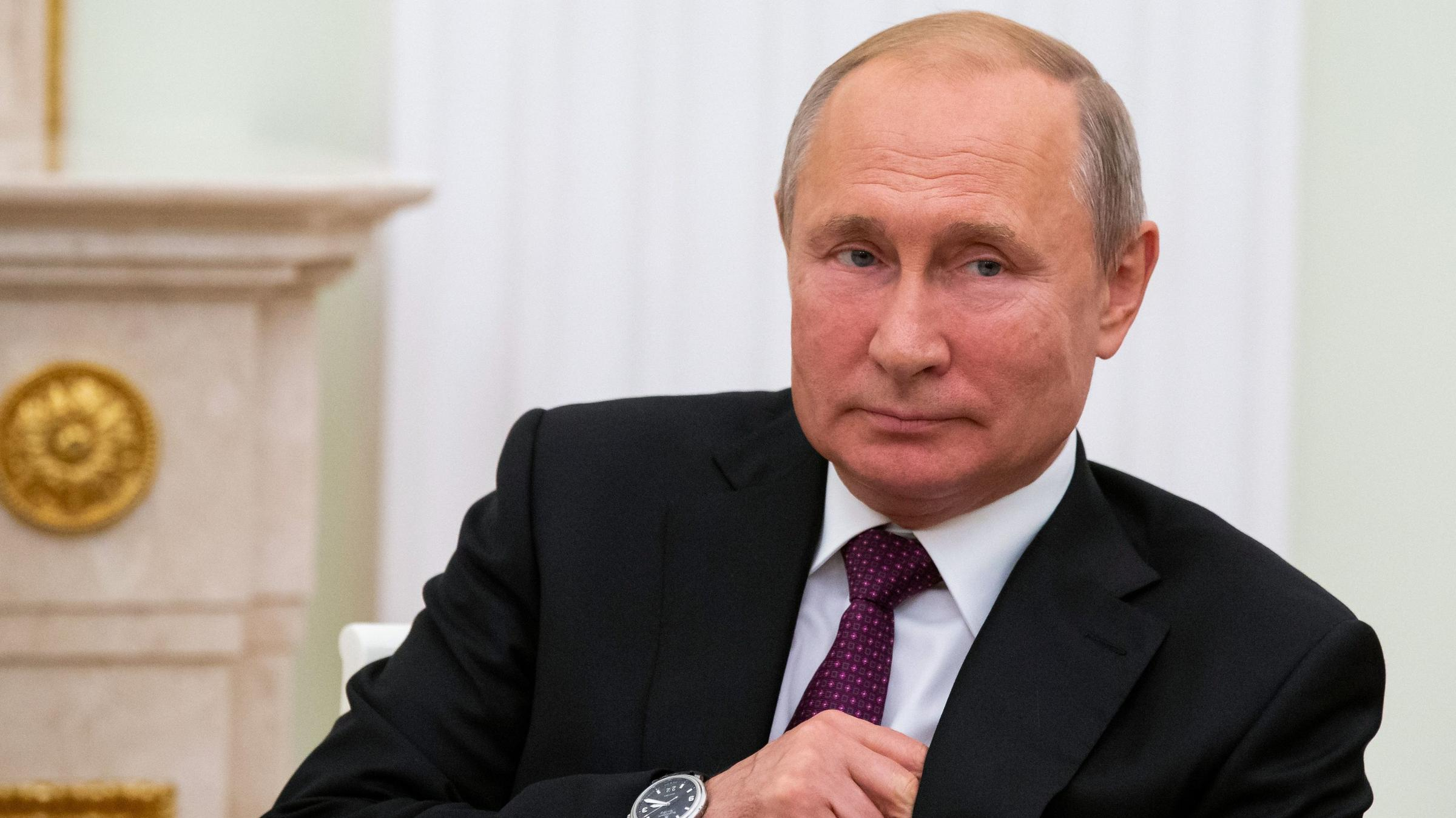 Putin To Russian Military: 'Prepare A Symmetrical Response' To U.S. Missile Test