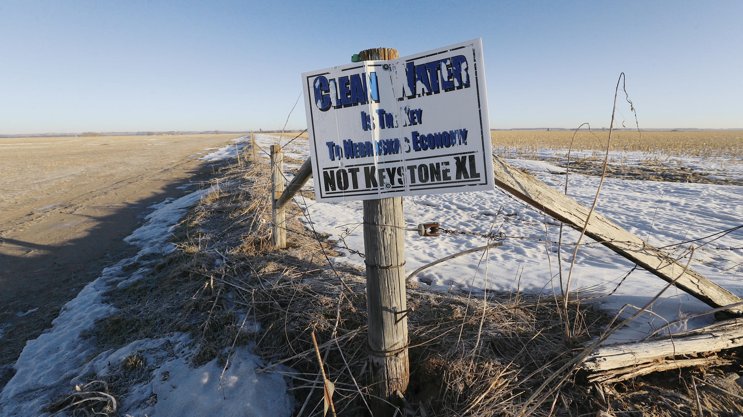 Keystone Pipeline's Alternate Route Gets The Go-Ahead From ...