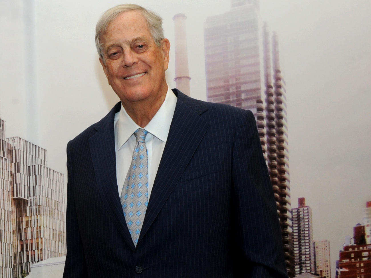 Charles David Koch We Know Who You Are >> David Koch Dies Conservative Billionaire Helped Reshape U S