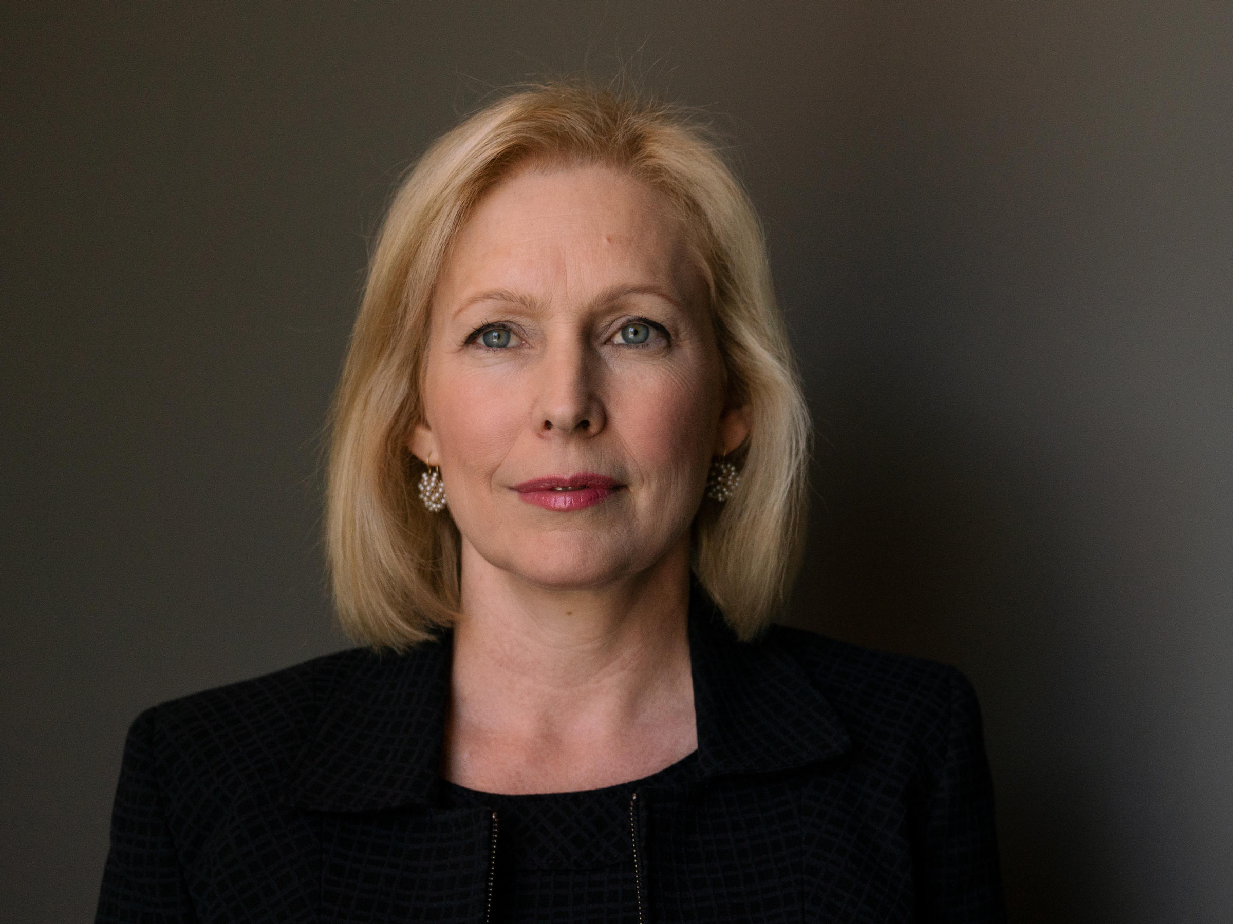 New York Sen Kirsten Gillibrand Drops Out Of 2020