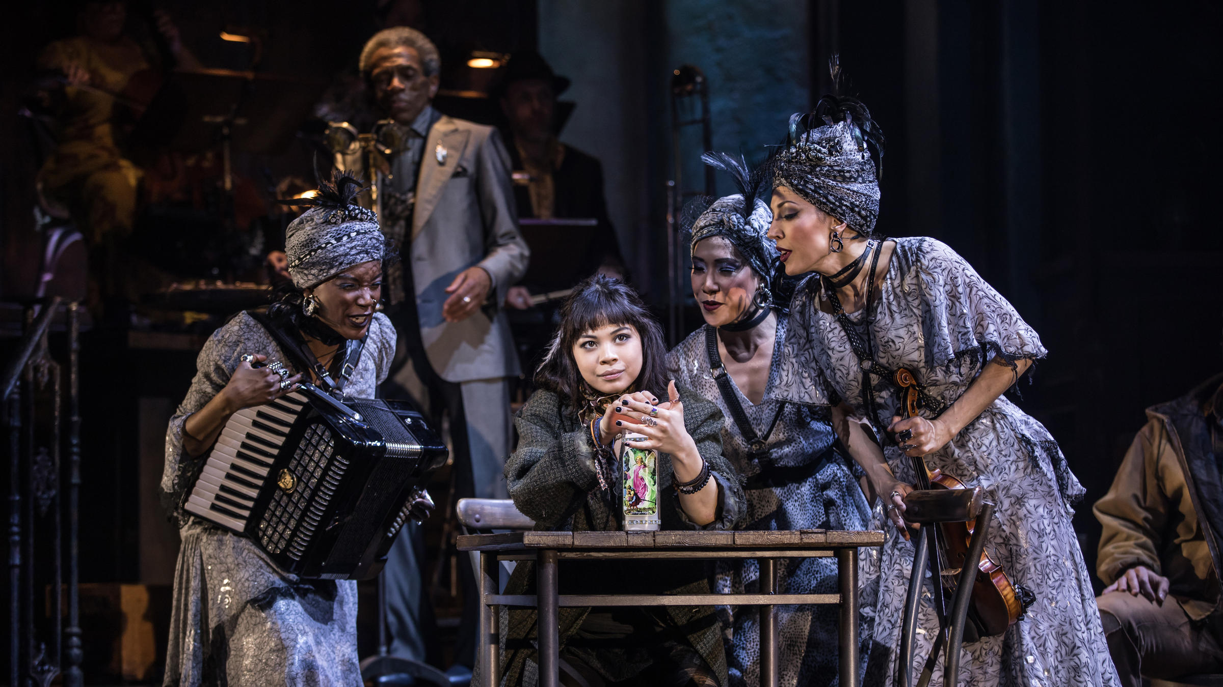 Anaïs Mitchell's 'Hadestown' Musical Makes Its Broadway