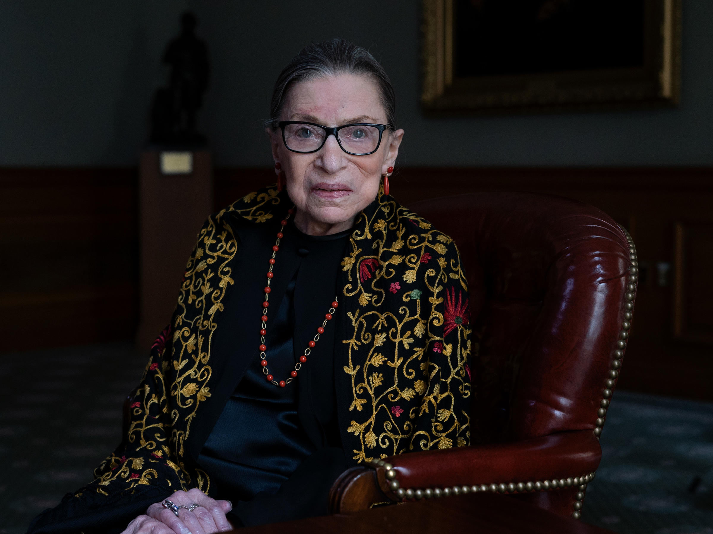 Justice Ginsburg: 'I Am Very Much Alive' | South Carolina