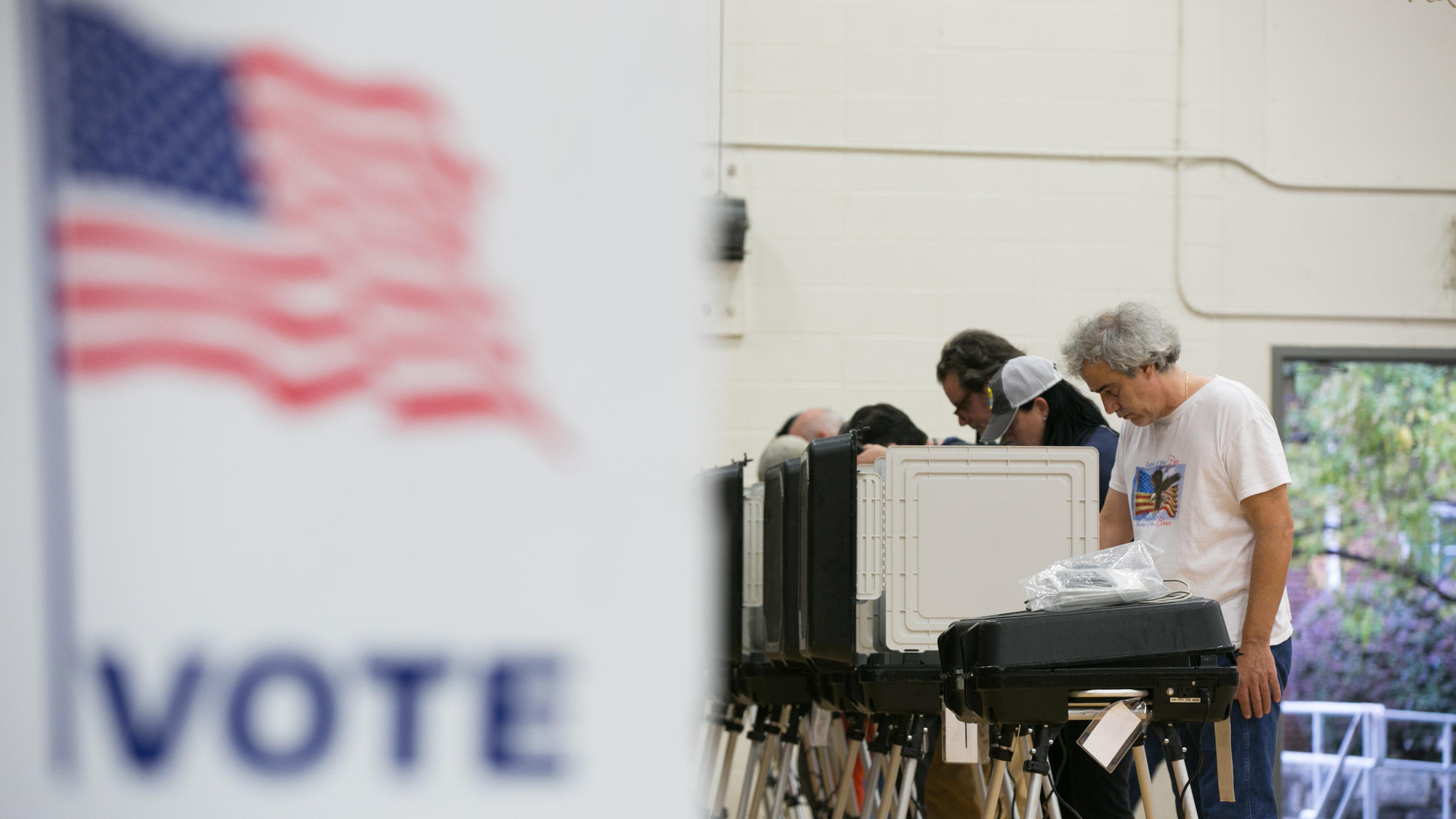 Cyber Experts Warn Of Vulnerabilities Facing 2020 Election