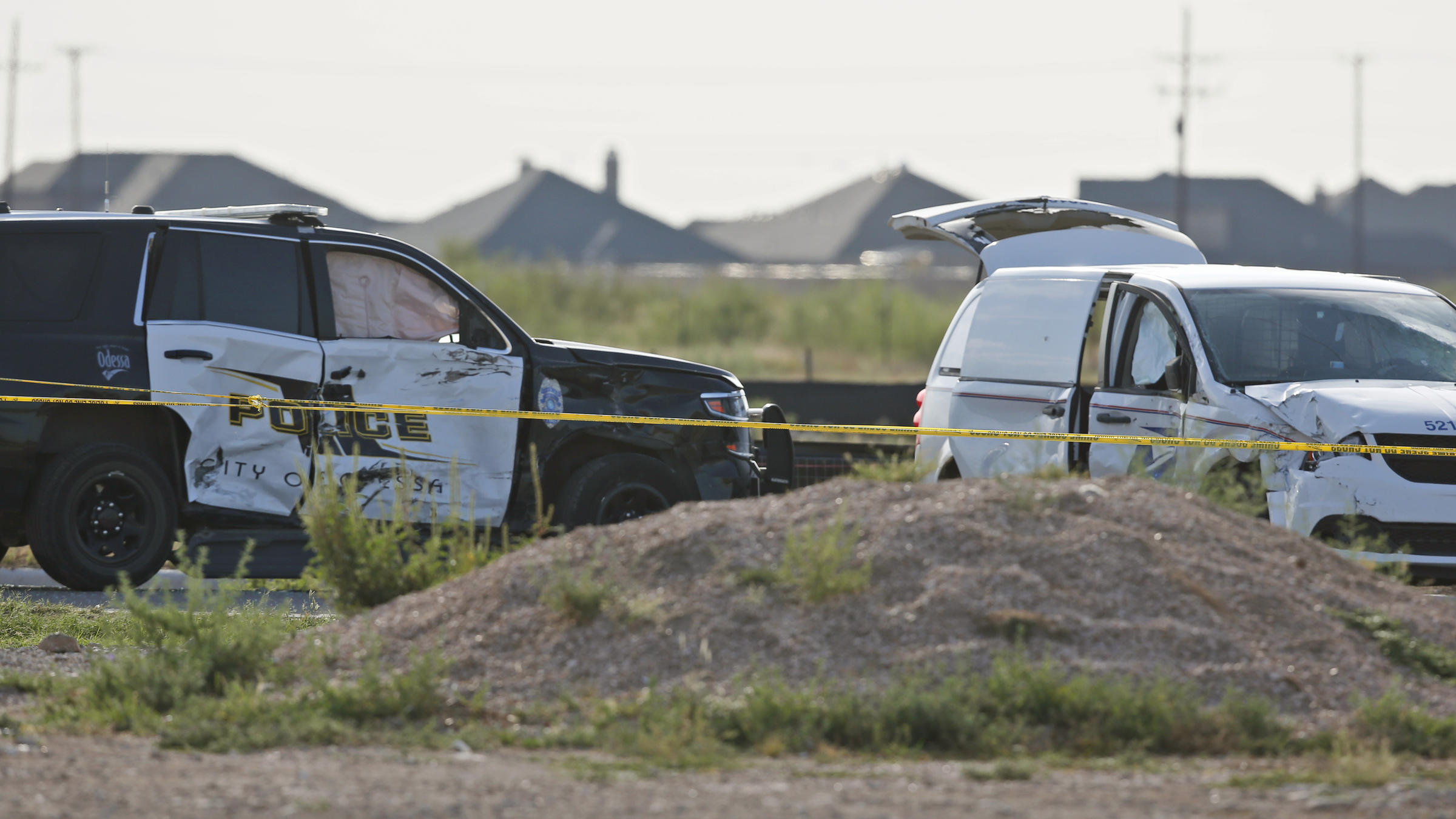 Gunman is deadly mass shooting in Odessa Texas identified