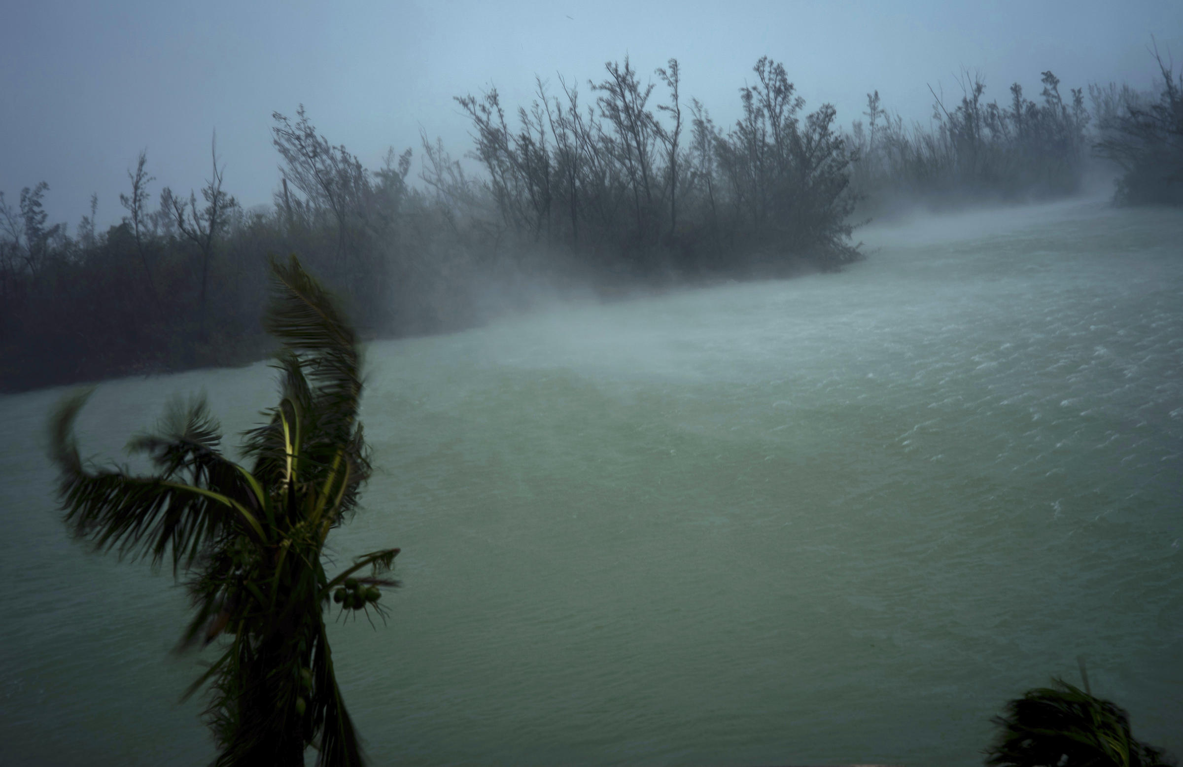 Watch deadly hurricane in Abaco Islands as it heads for US