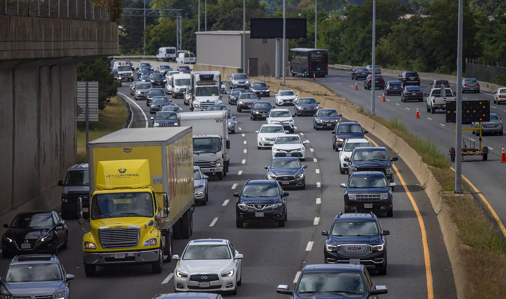 Would You Pay To Beat Traffic? Mass  Considers Tolled