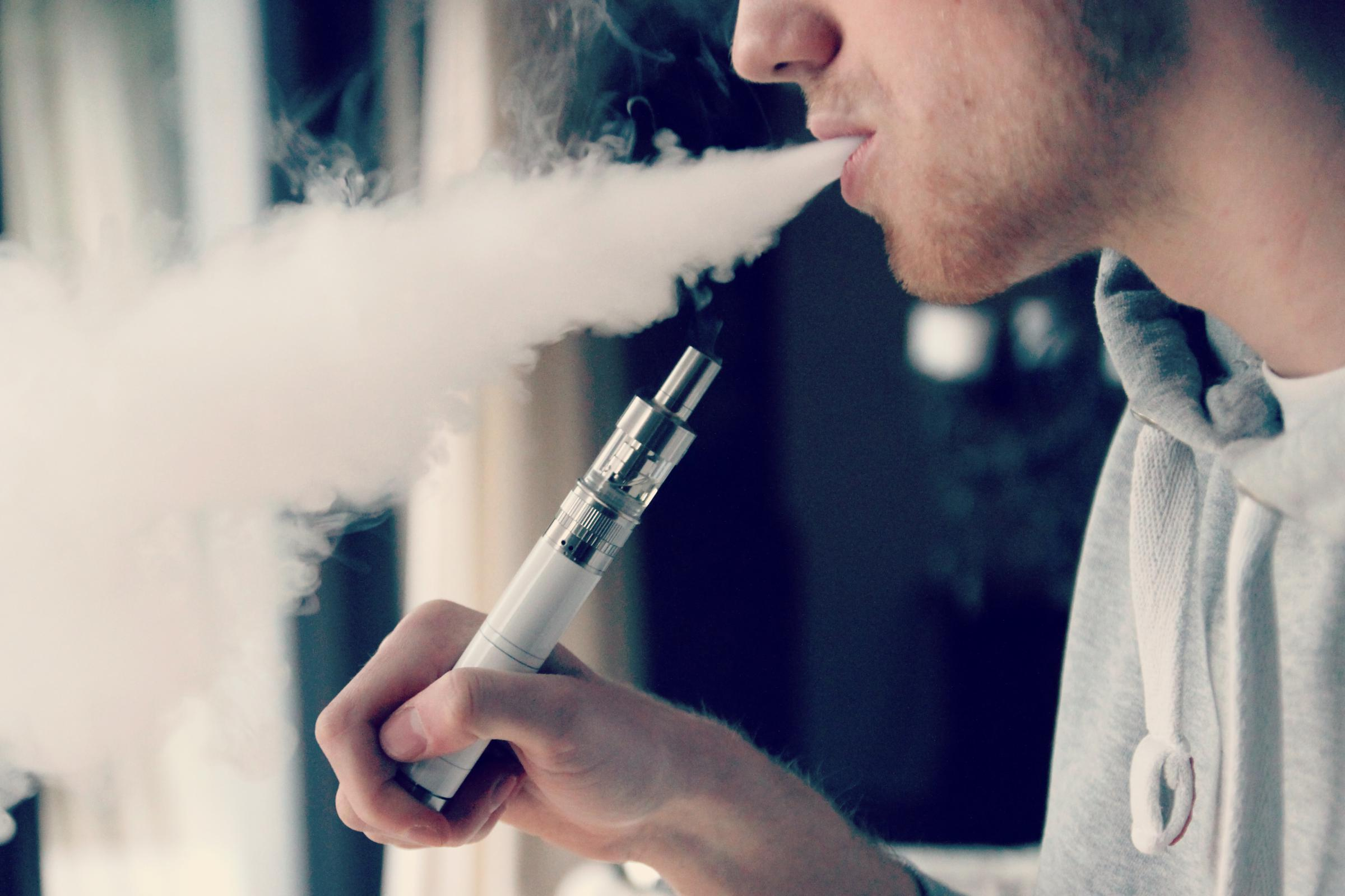 Ohio Investigating More Vaping-Related Illnesses   WYSO