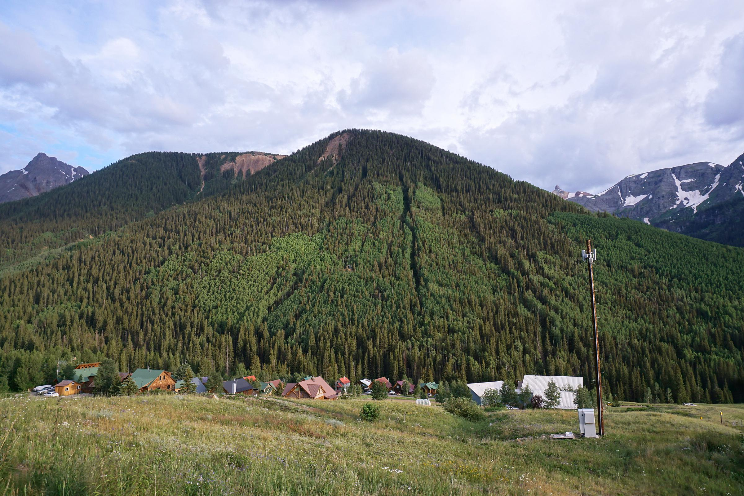 Residents In One Of Colorado's Most Remote Mountain Towns Are Celebrating The Arrival Of Broadband