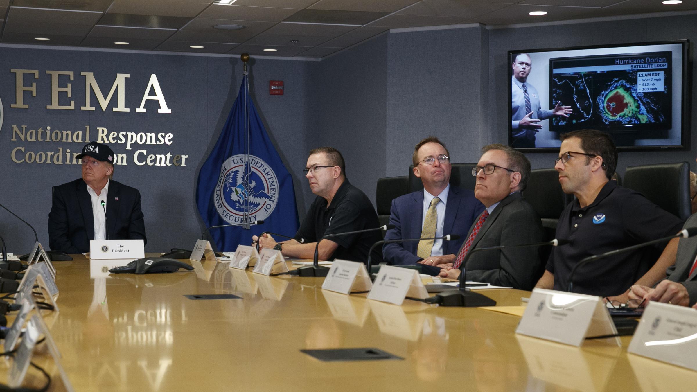 Lead NOAA scientist vows to probe agency's defense of Trump