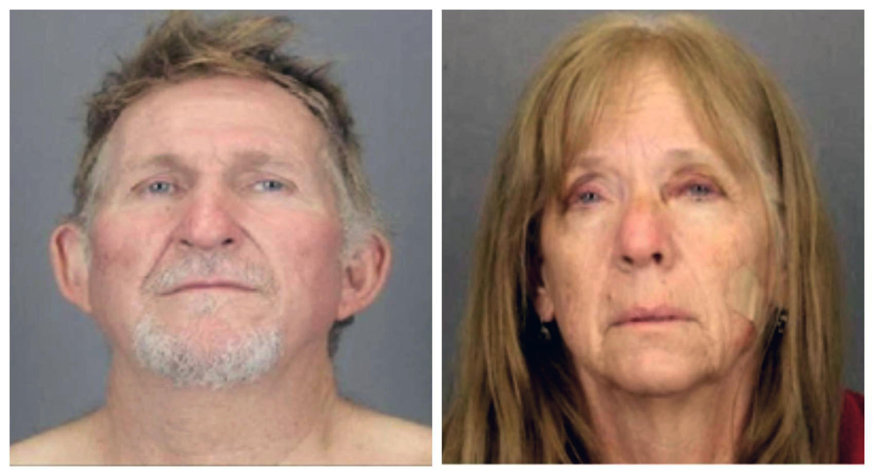 Fugitive married murder suspects recaptured in Arizona