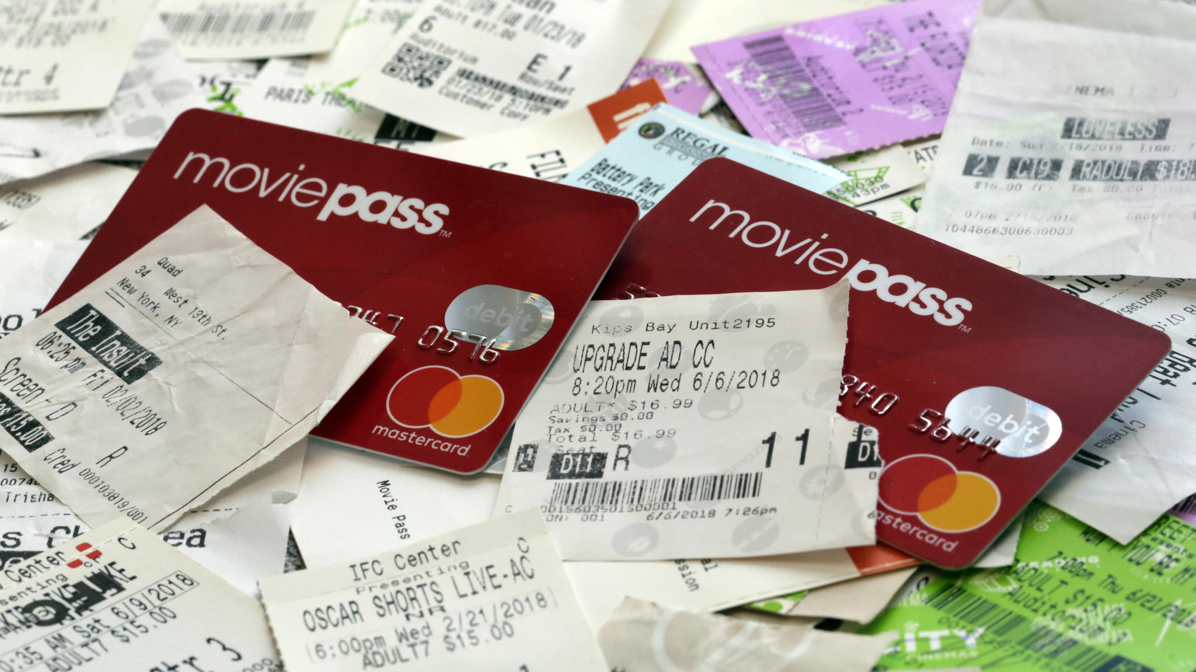 MoviePass shutting down service Saturday, parent company announces