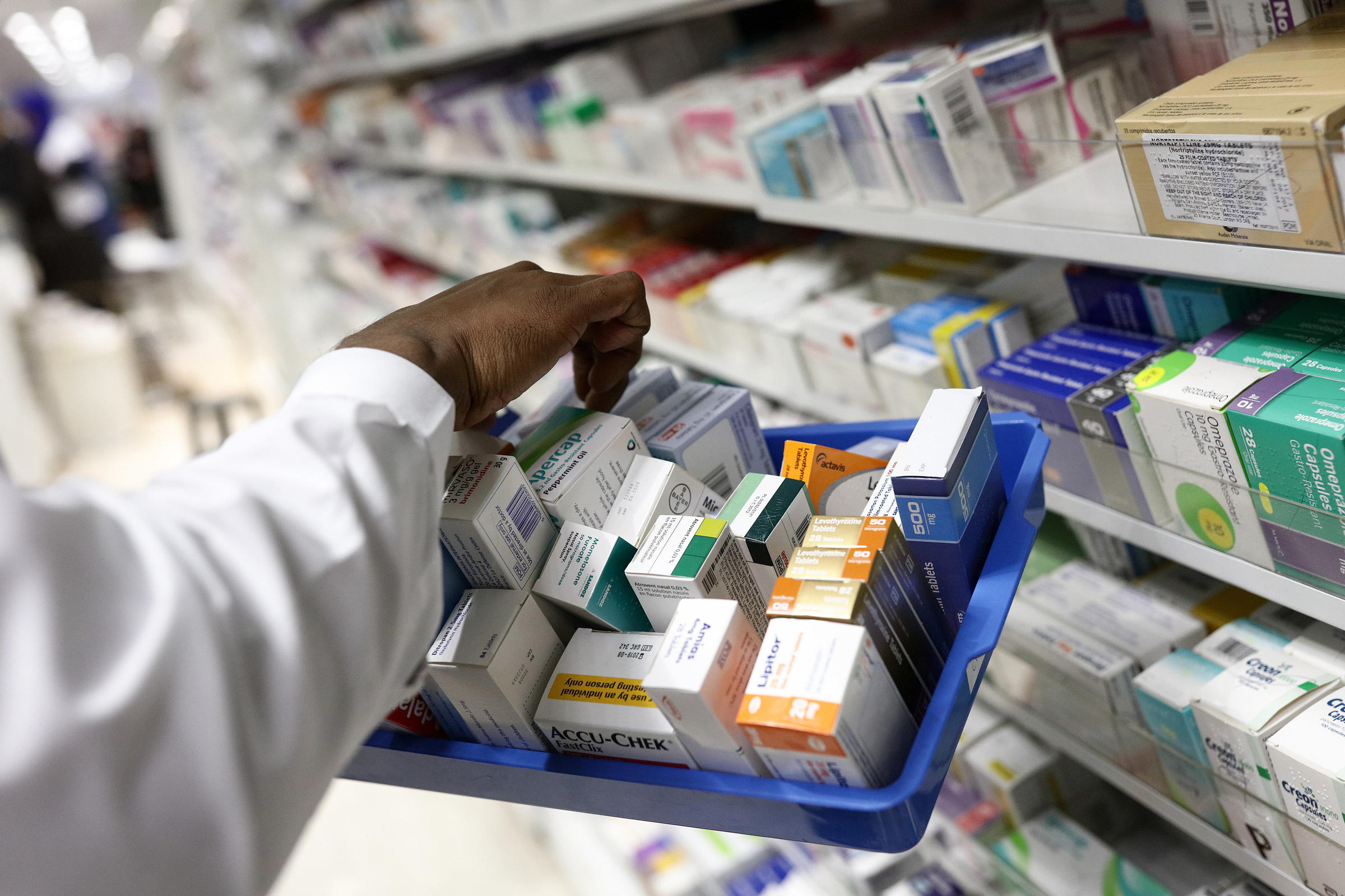 How An 'International Price Index' Might Help Reduce Drug Prices