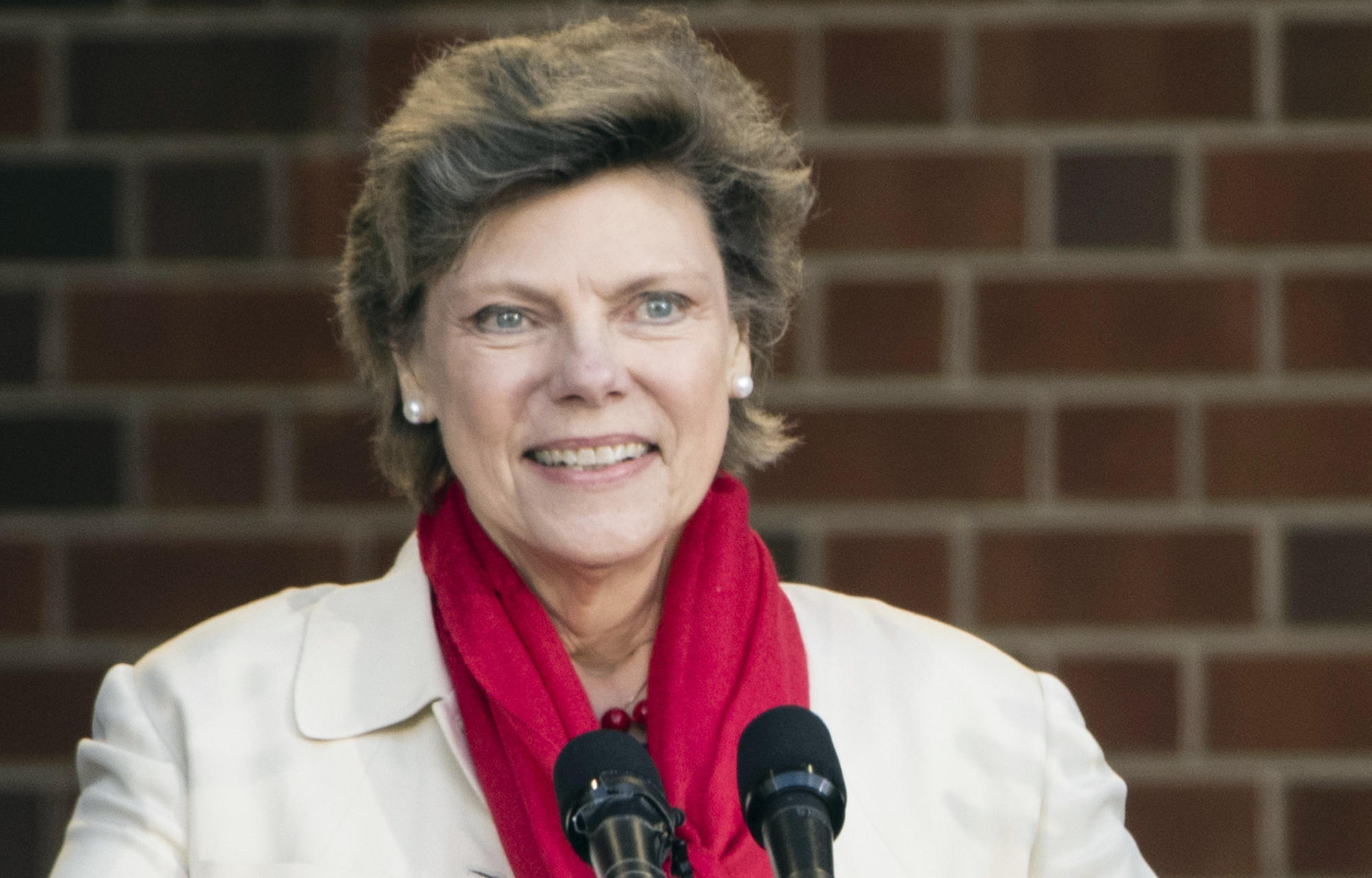 WATCH: Friends, Family Gather To Remember Cokie Roberts