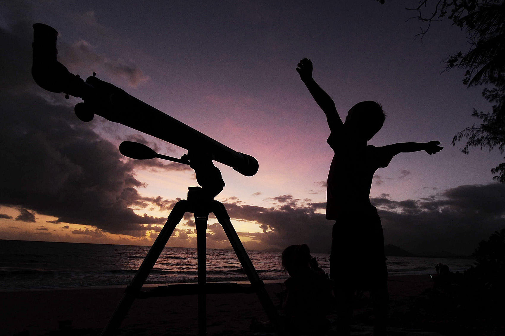 Looking At Earth's Future Through 'The Optimist's Telescope'