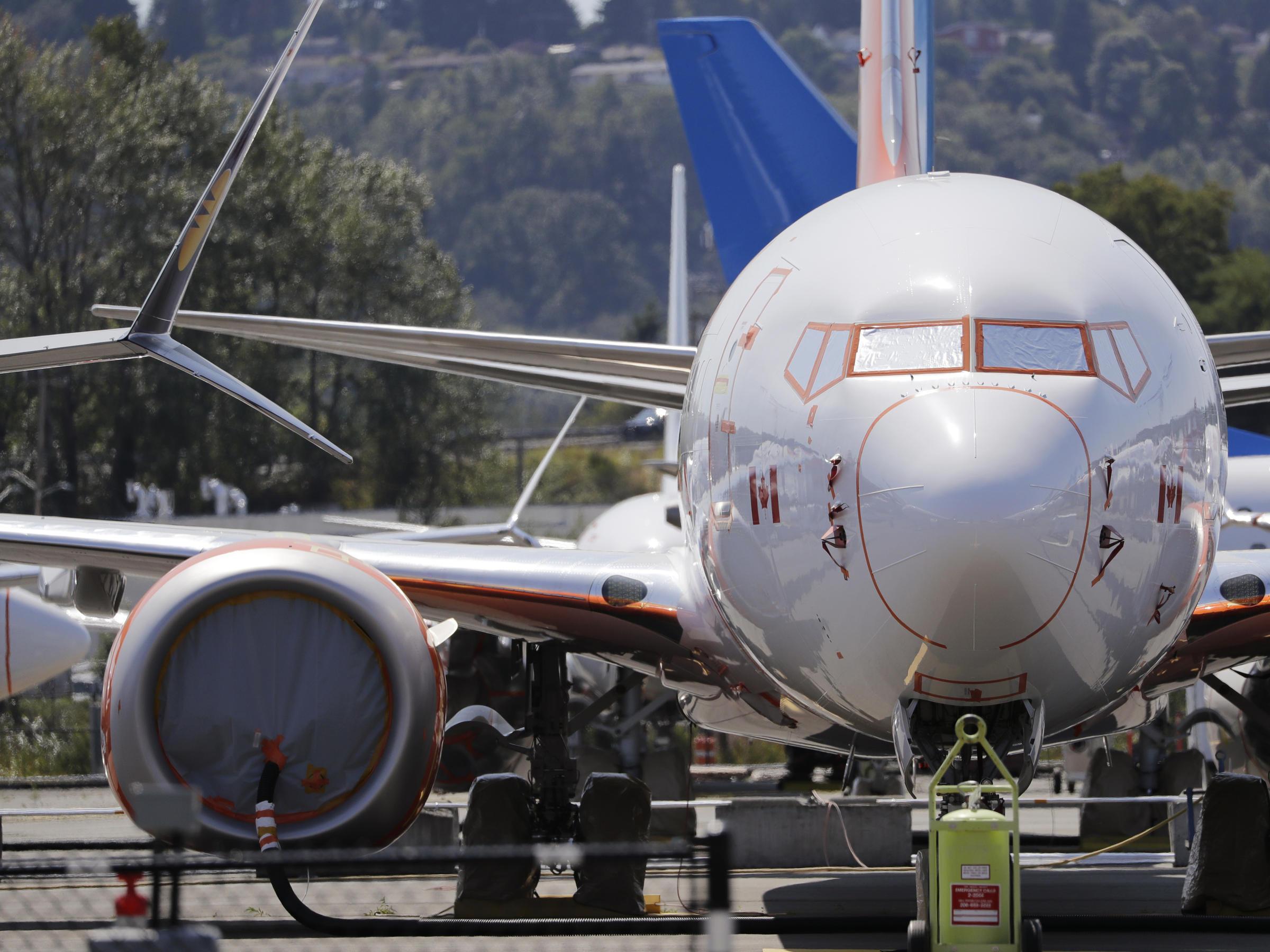 Resultado de imagen para NTSB Boeing 737 MAX