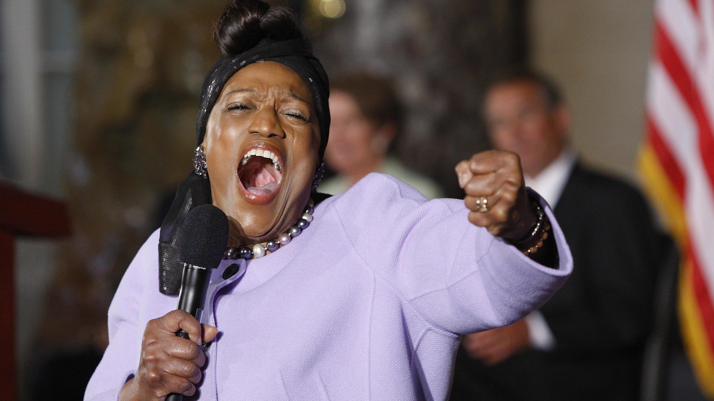 Opera Singer Jessye Norman Dies At 74
