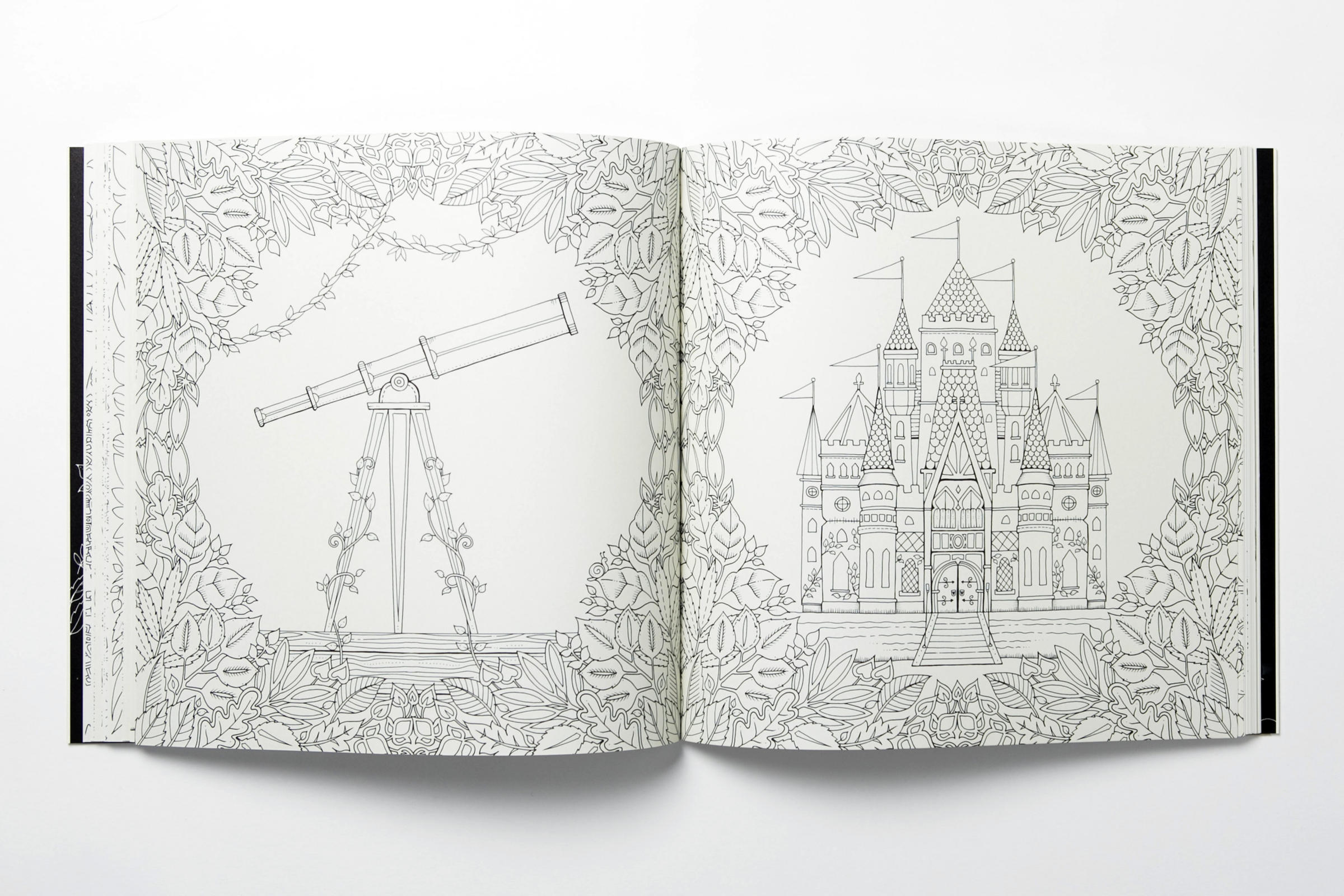 Outside the Lines: An Artists' Coloring Book for Giant ... | 1600x2400