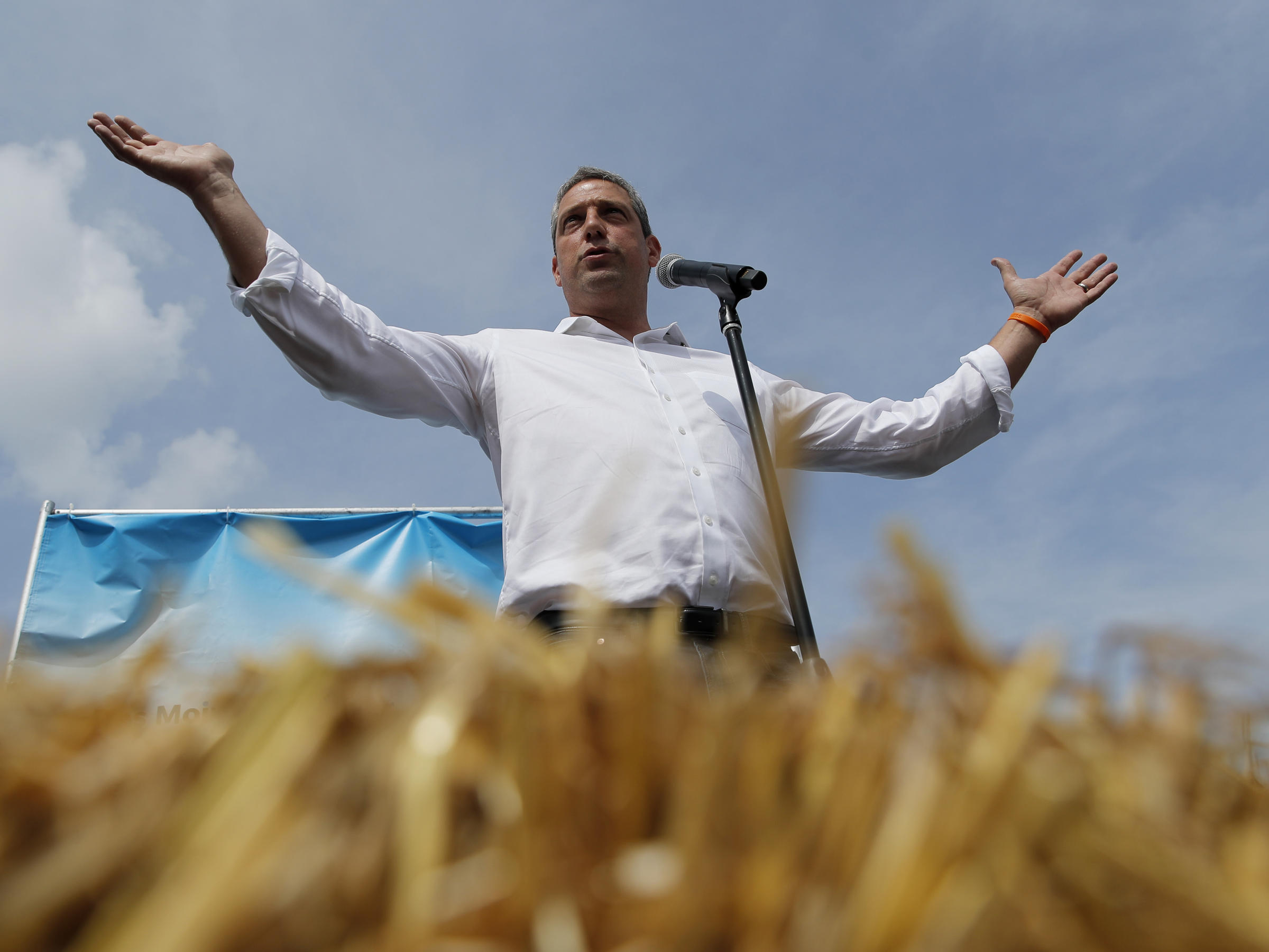 Ohio Rep. Tim Ryan Ends Bid For Democratic Presidential Nomination