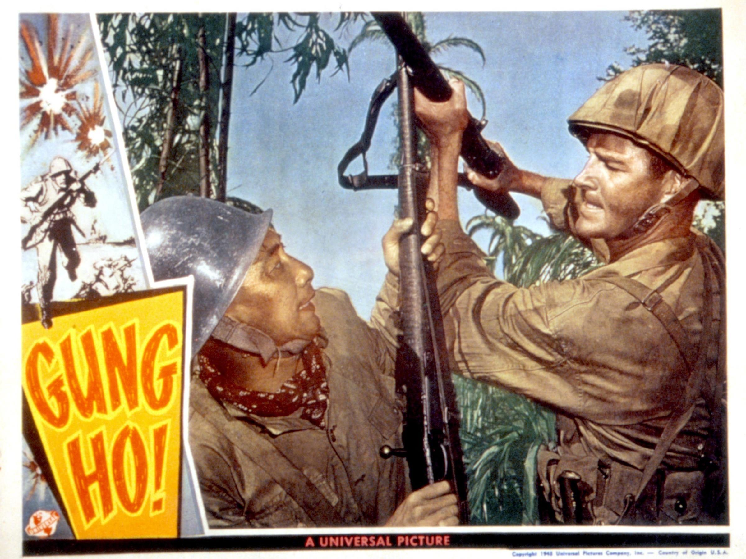 The Long, Strange Journey Of 'Gung-Ho'