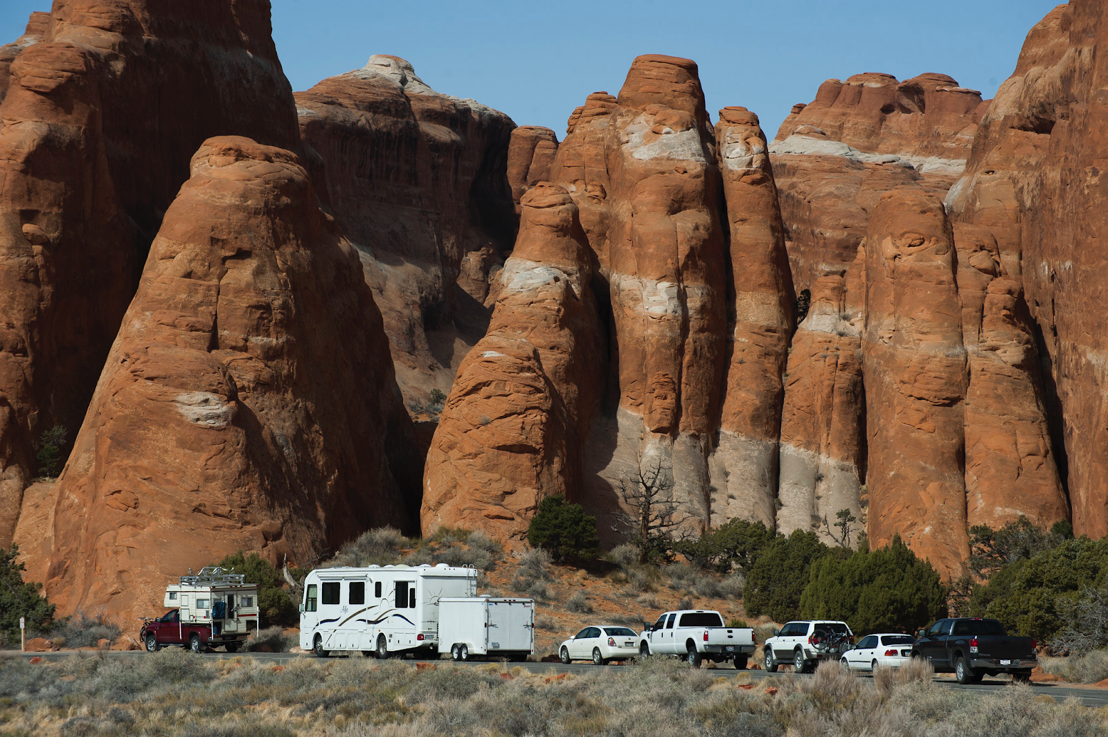 Atvs Coming To National Parks In Utah Wyoming Public Media