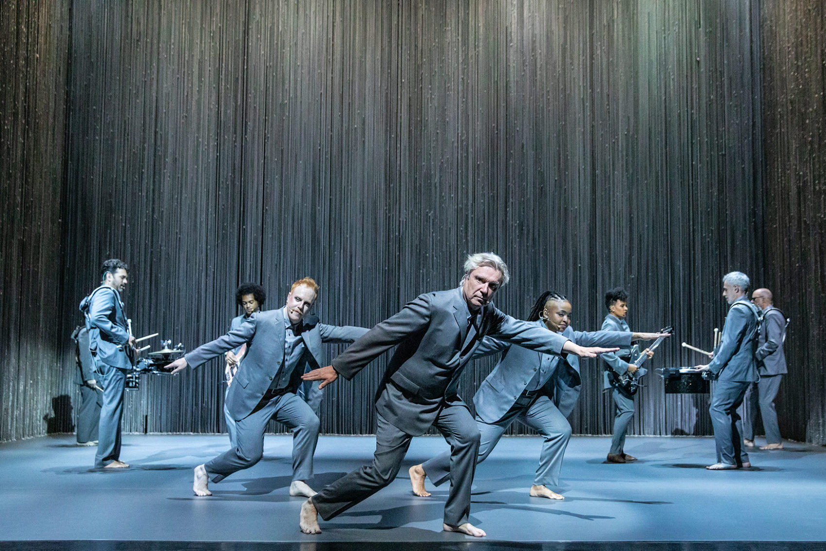 David Byrne's 'American Utopia' Takes Viewers On Musical Journey Of Self Discovery