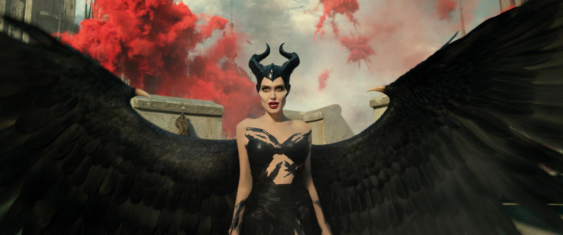 Image result for mistress of evil maleficent