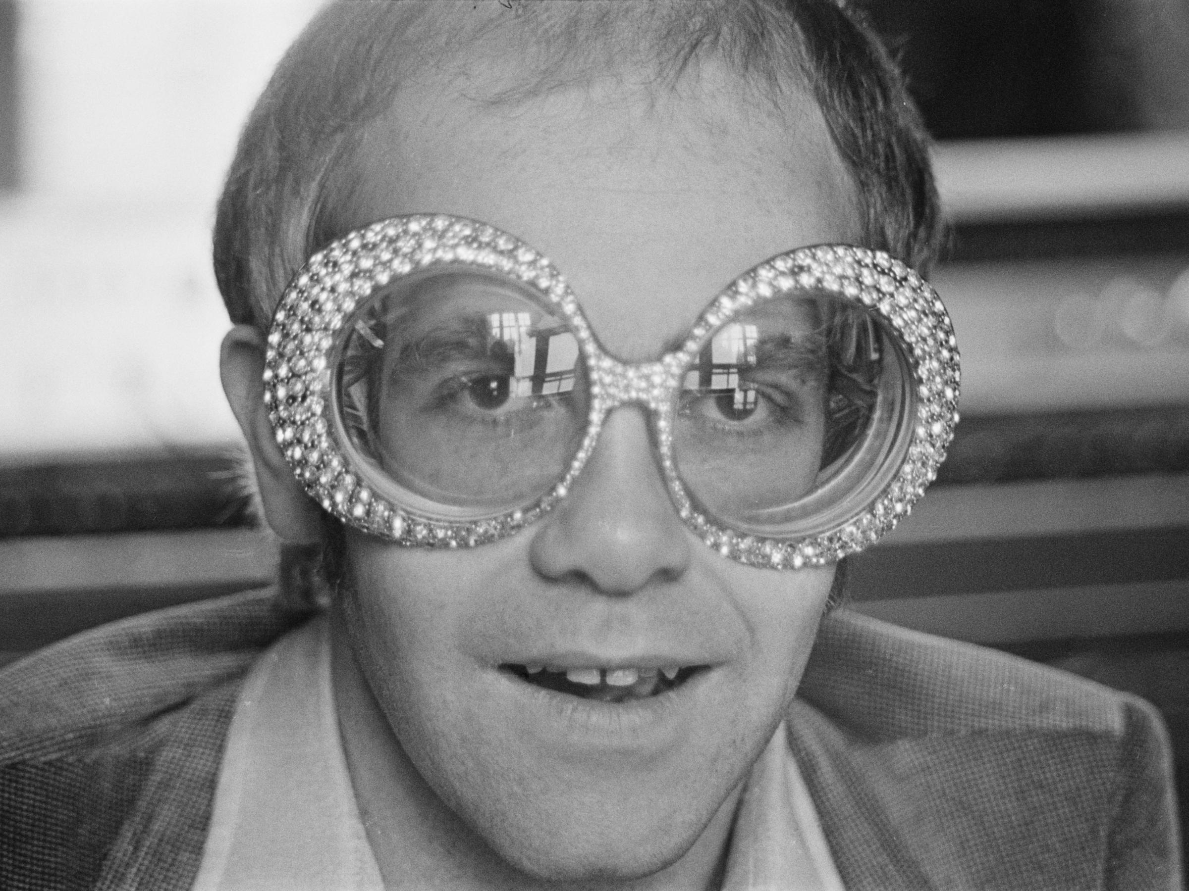 Fresh Air Weekend: Elton John; Novelist Attica Locke