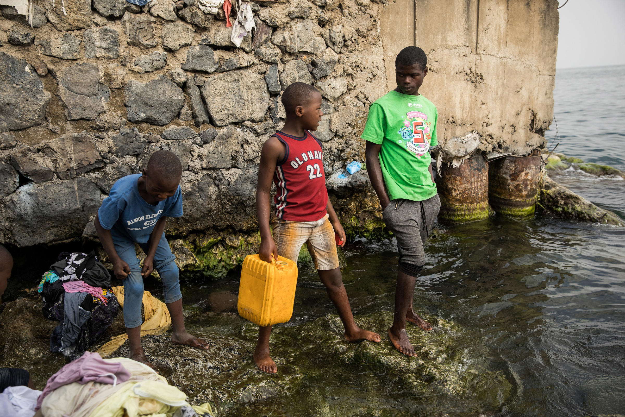 A City In Congo Dodged Ebola. But Residents Have Another Big Worry