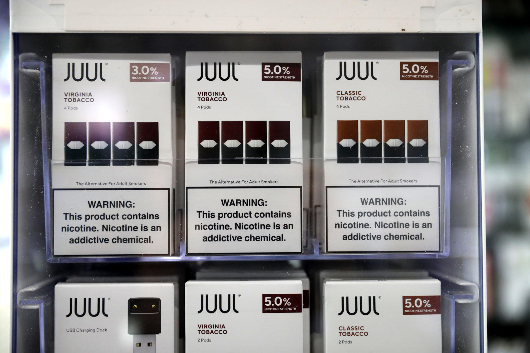 Nicotine From One Juul Pod Is Like Smoking 'A Whole Pack Of Cigarettes,' Doctor Says