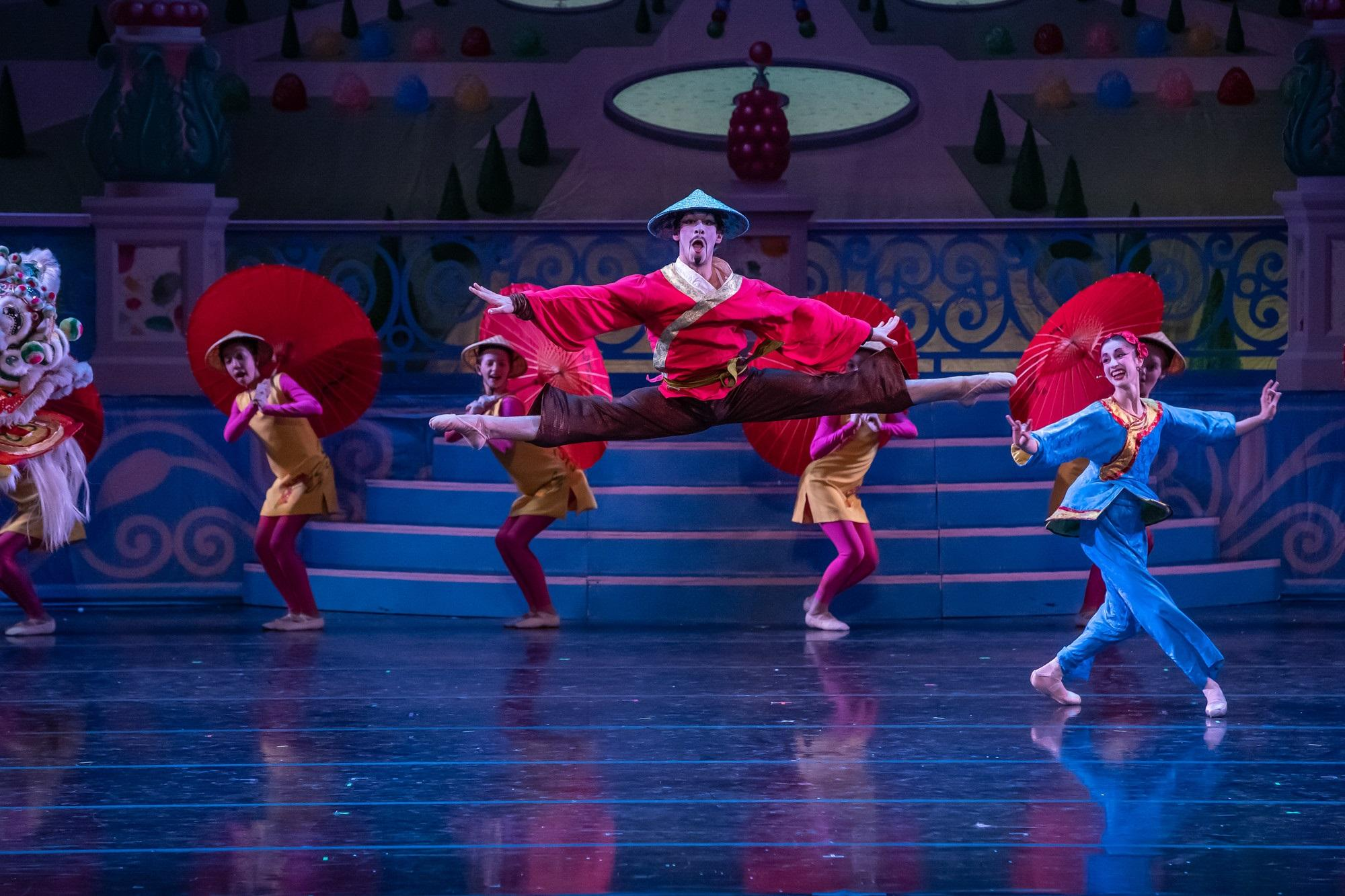 Kansas City Ballet Says It Will Phase Out Racist Stereotypes In The Nutcracker Kbia
