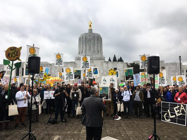 Smarting From Defeat, Oregon Democrats Sketch Ideas for Cap-And-Trade 2.0