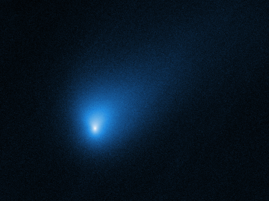A Comet From Another Star Hints That Our Solar System Isn't One-Of-A-Kind