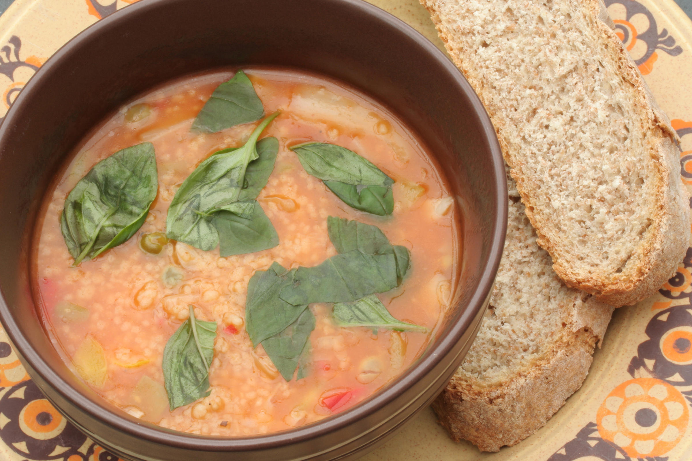 Soupy Study: Minestrone Could Be A Secret Weapon Against Malaria
