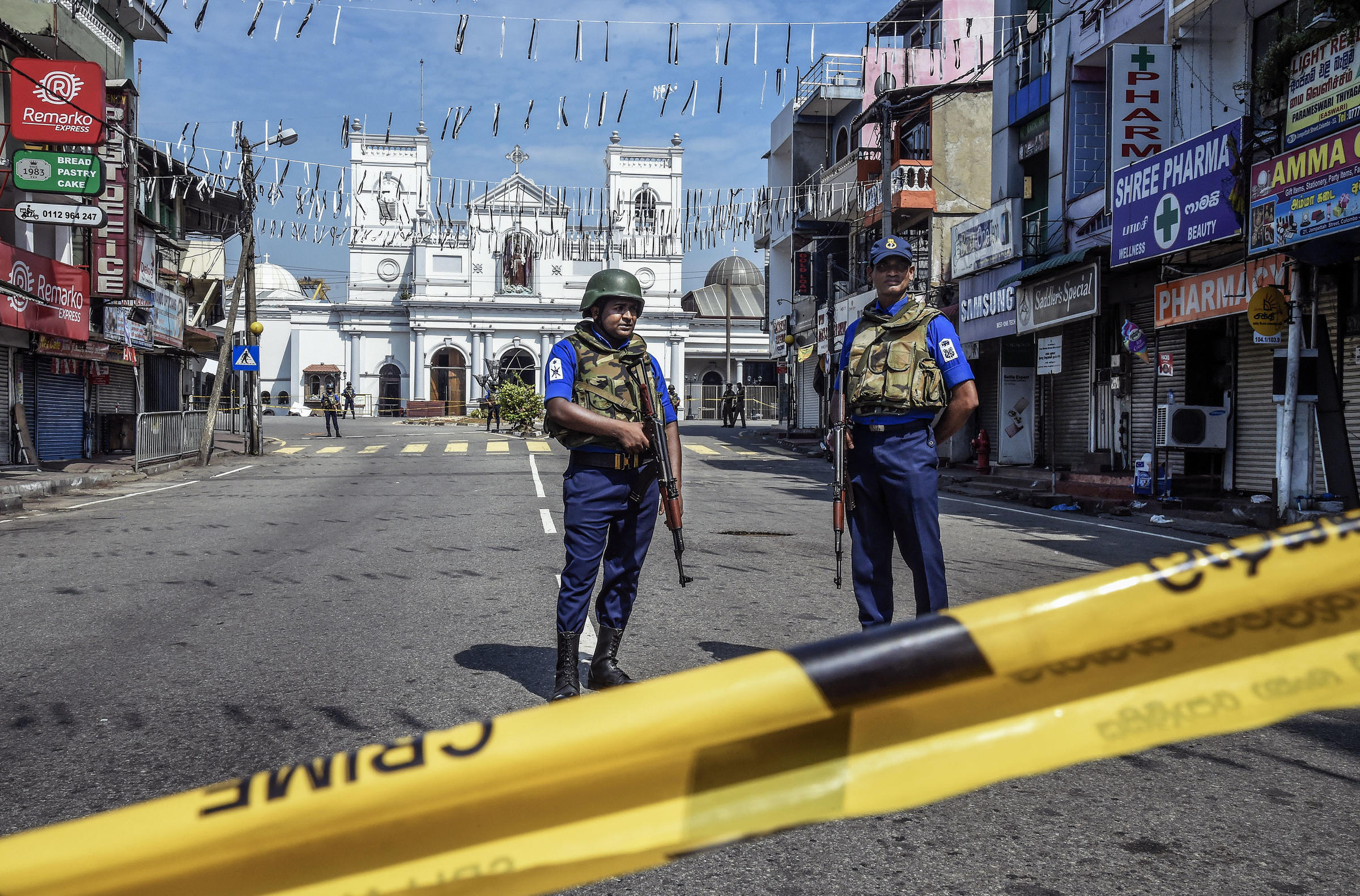 Before Sri Lanka's Easter Attacks, Muslims' Warnings About Terrorism Went Unheeded
