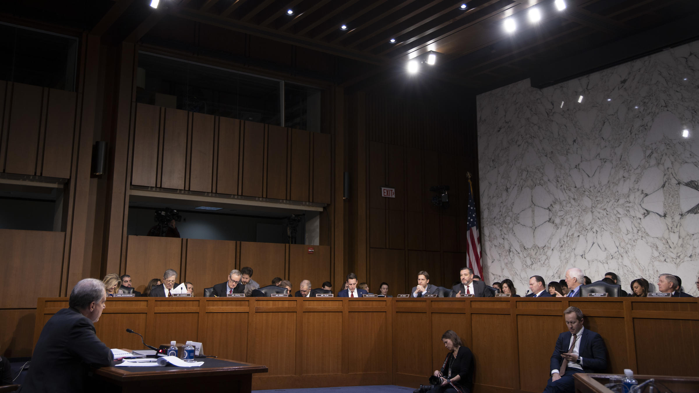 4 Unanswered Questions After The Justice Watchdog's Senate Briefing