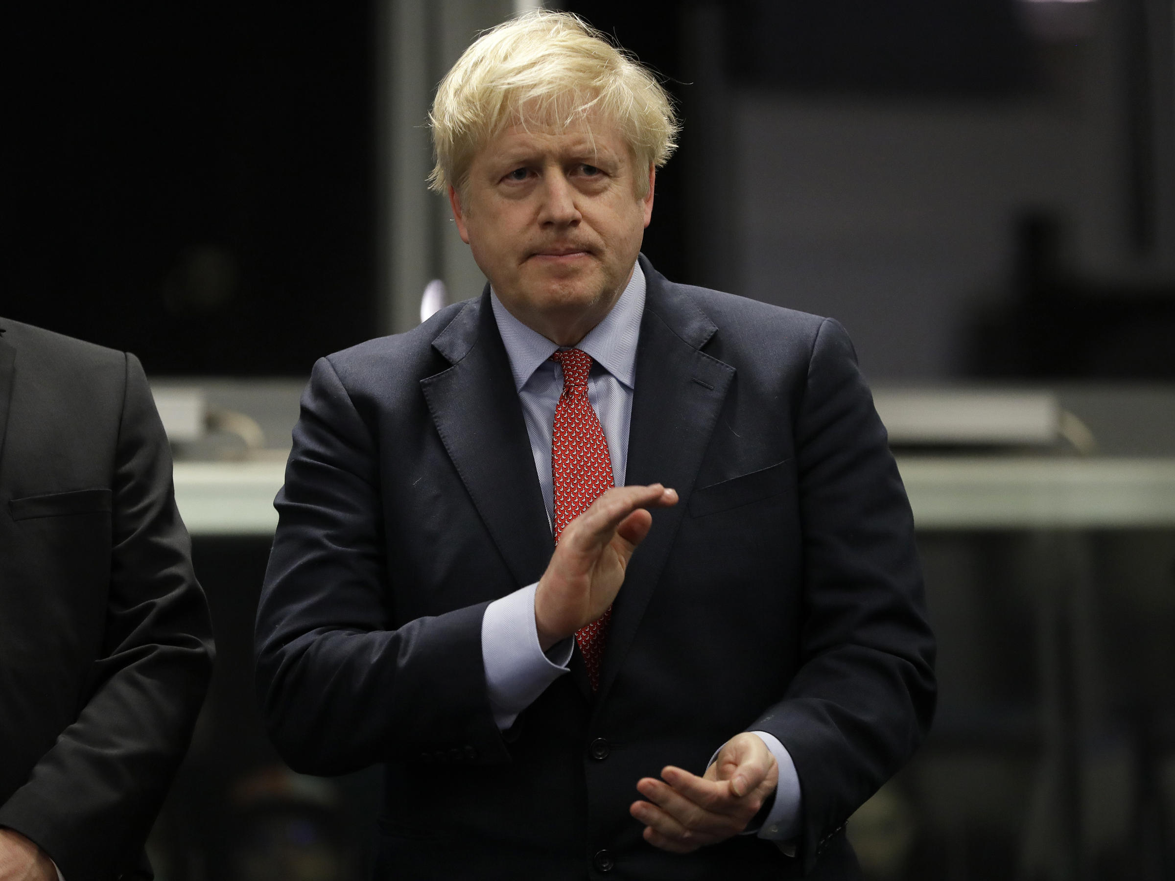 Boris Johnson And Conservative Party Win Large Majority In Parliament