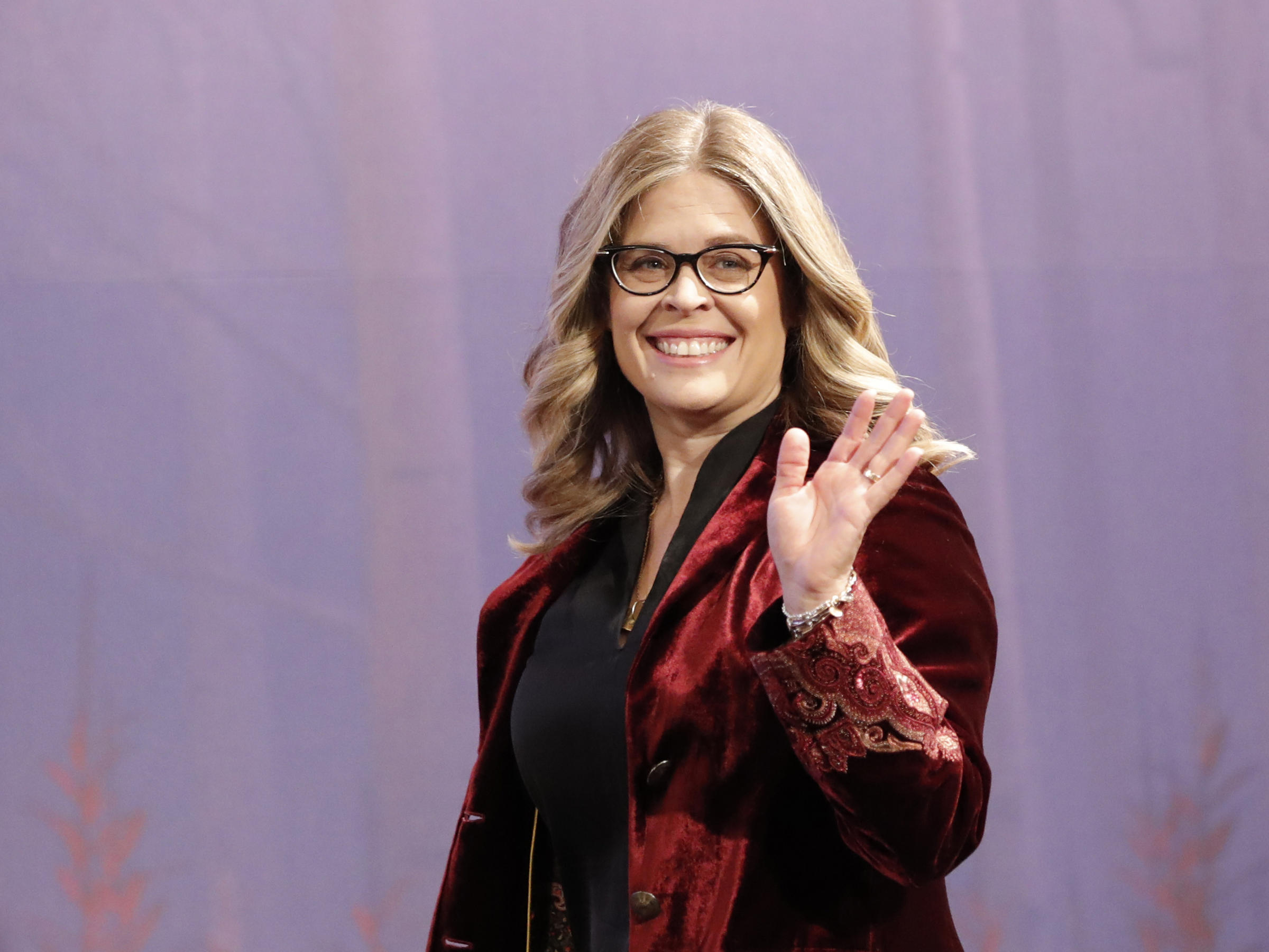 Not My Job: 'Frozen' Creator Jennifer Lee Plays A Game Called 'Let It Thaw'