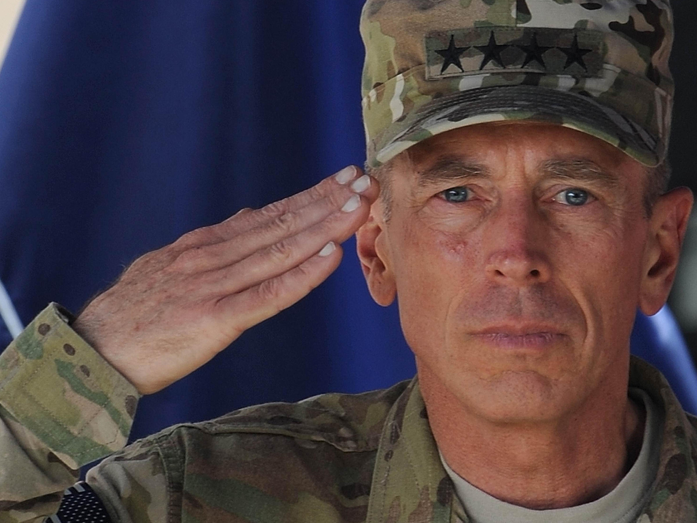 The Insurgents Petraeus And A New Kind Of War New Hampshire Public Radio