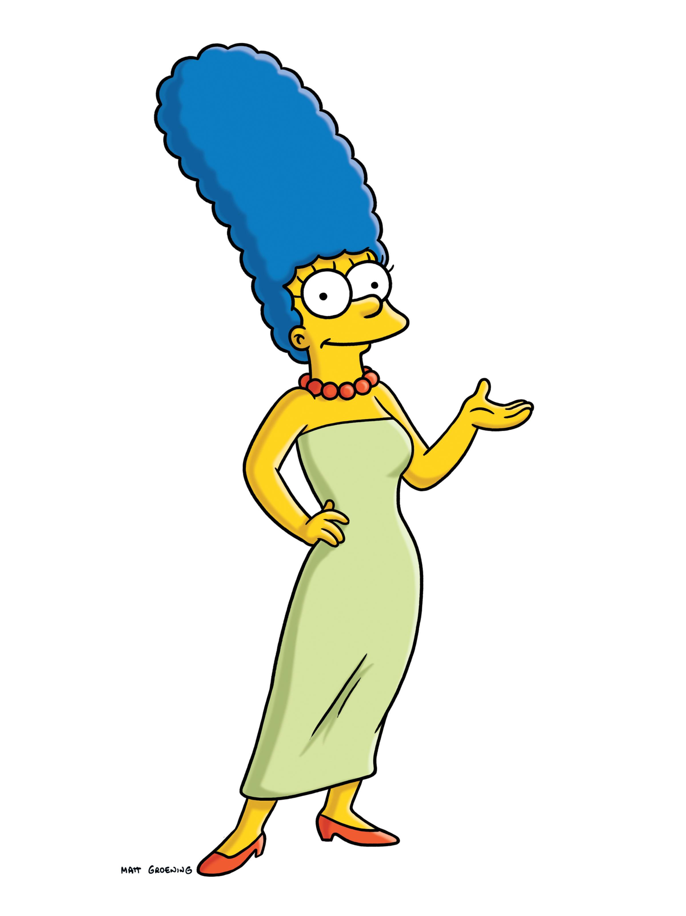 Matt Groening's Mother, Inspiration For Marge Simpson, Dies ...