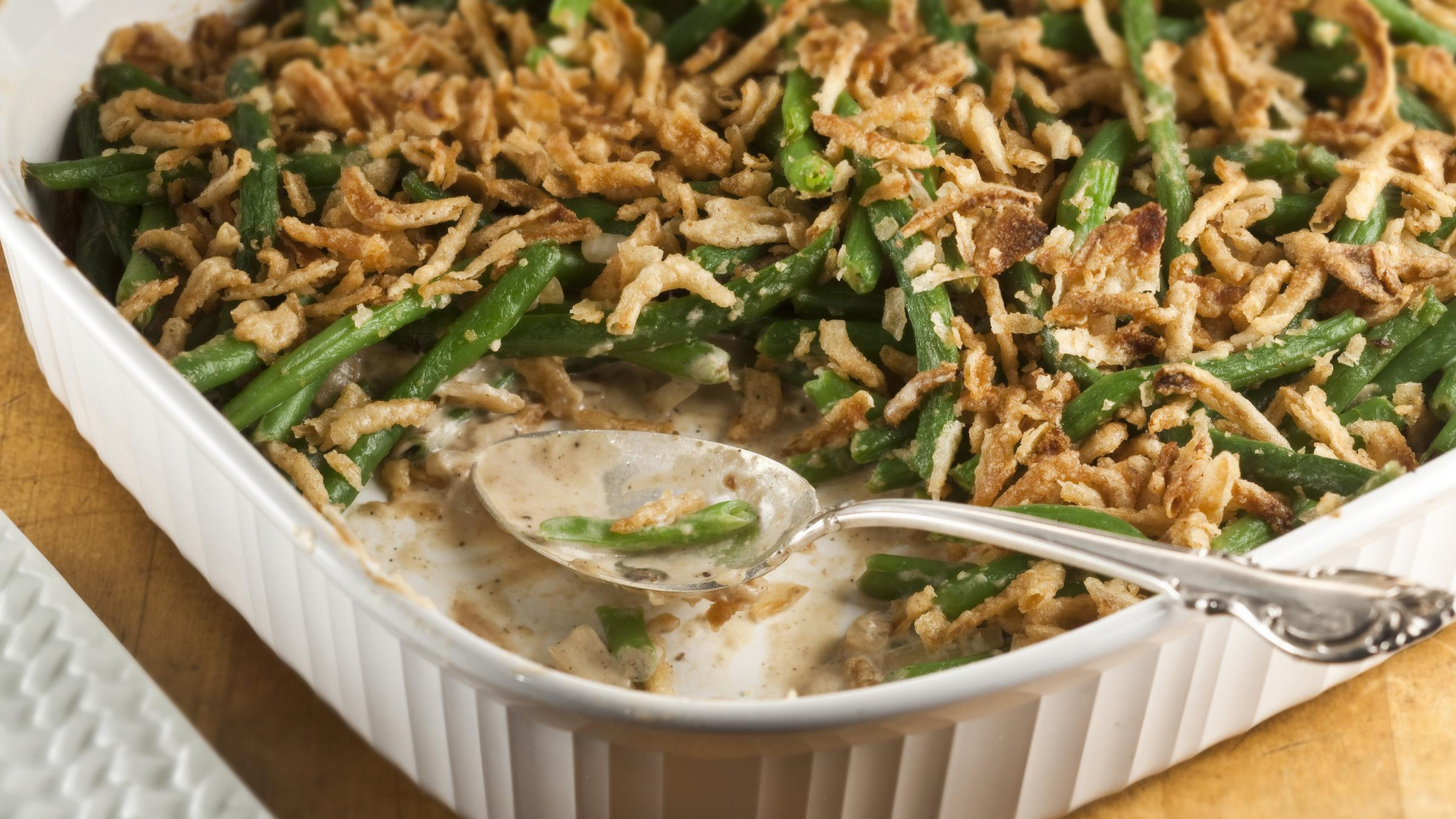 Green Bean Casserole The Thanksgiving Staple We Love Or Loathe