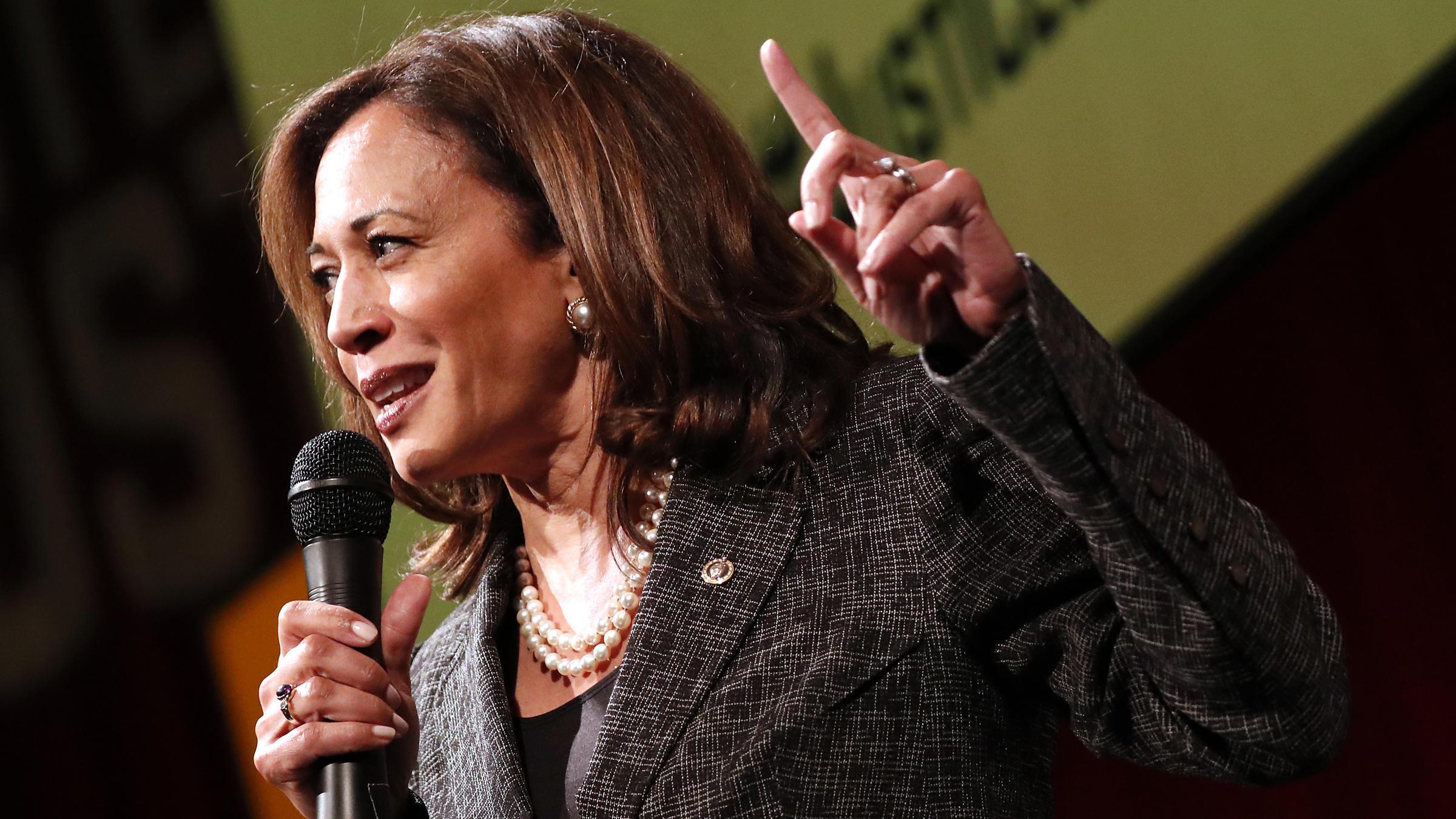 Sen Kamala Harris Announces 2020 Presidential Candidacy New Hampshire Public Radio