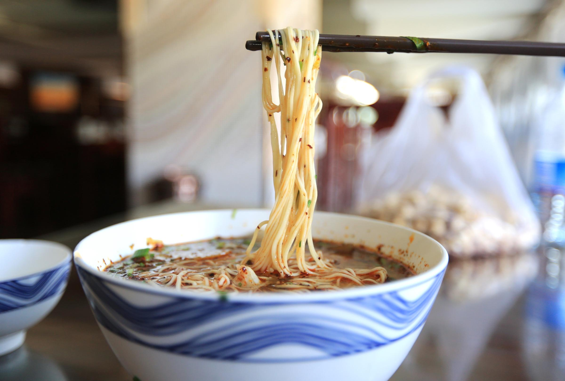China Plans To Make Scratch From Noodles Iowa Public Radio