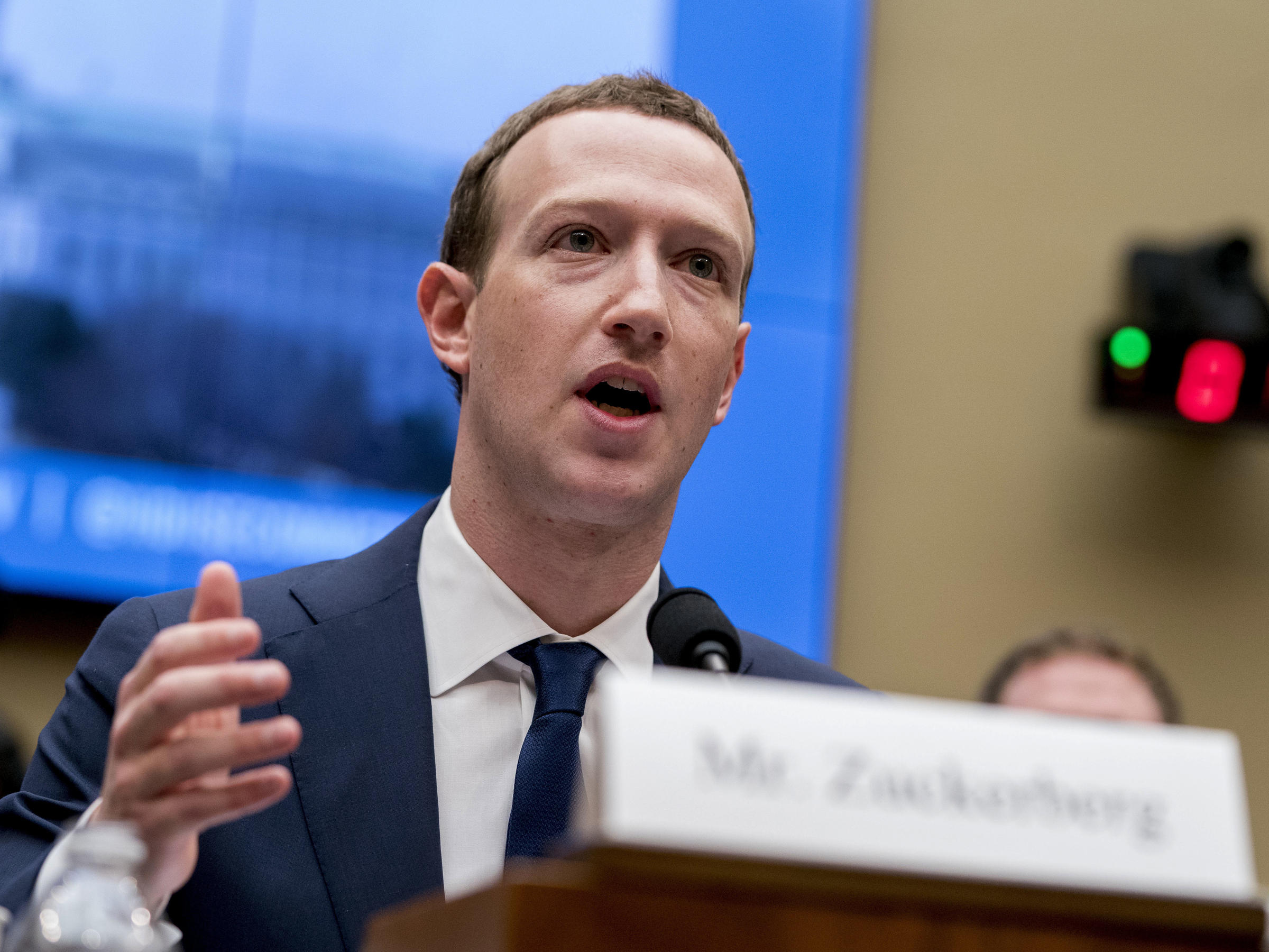 Did Facebook CEO Mark Zuckerberg Intend To Deceive? | WLRN