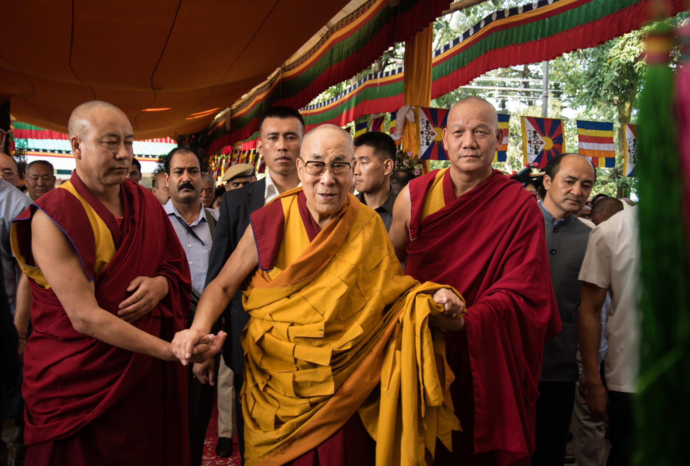 Who Will Decide On The Dalai Lama S Successor His Supporters Or Beijing New Hampshire Public Radio